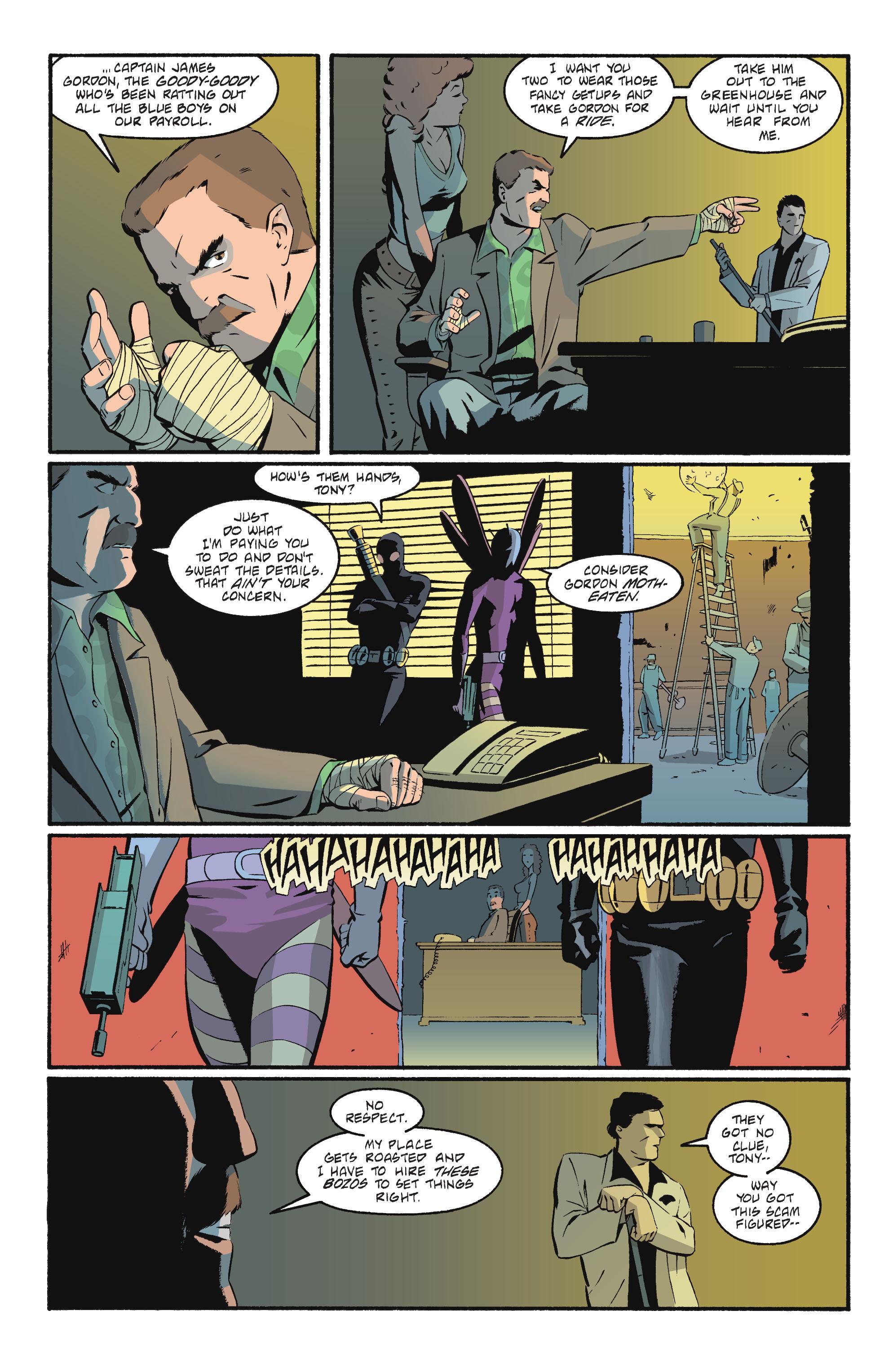 Read online Batgirl/Robin: Year One comic -  Issue # TPB 2 - 118