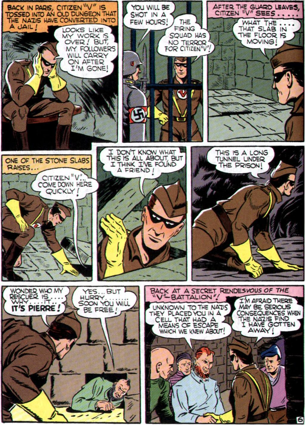 Read online Comedy Comics (1942) comic -  Issue #9 - 25