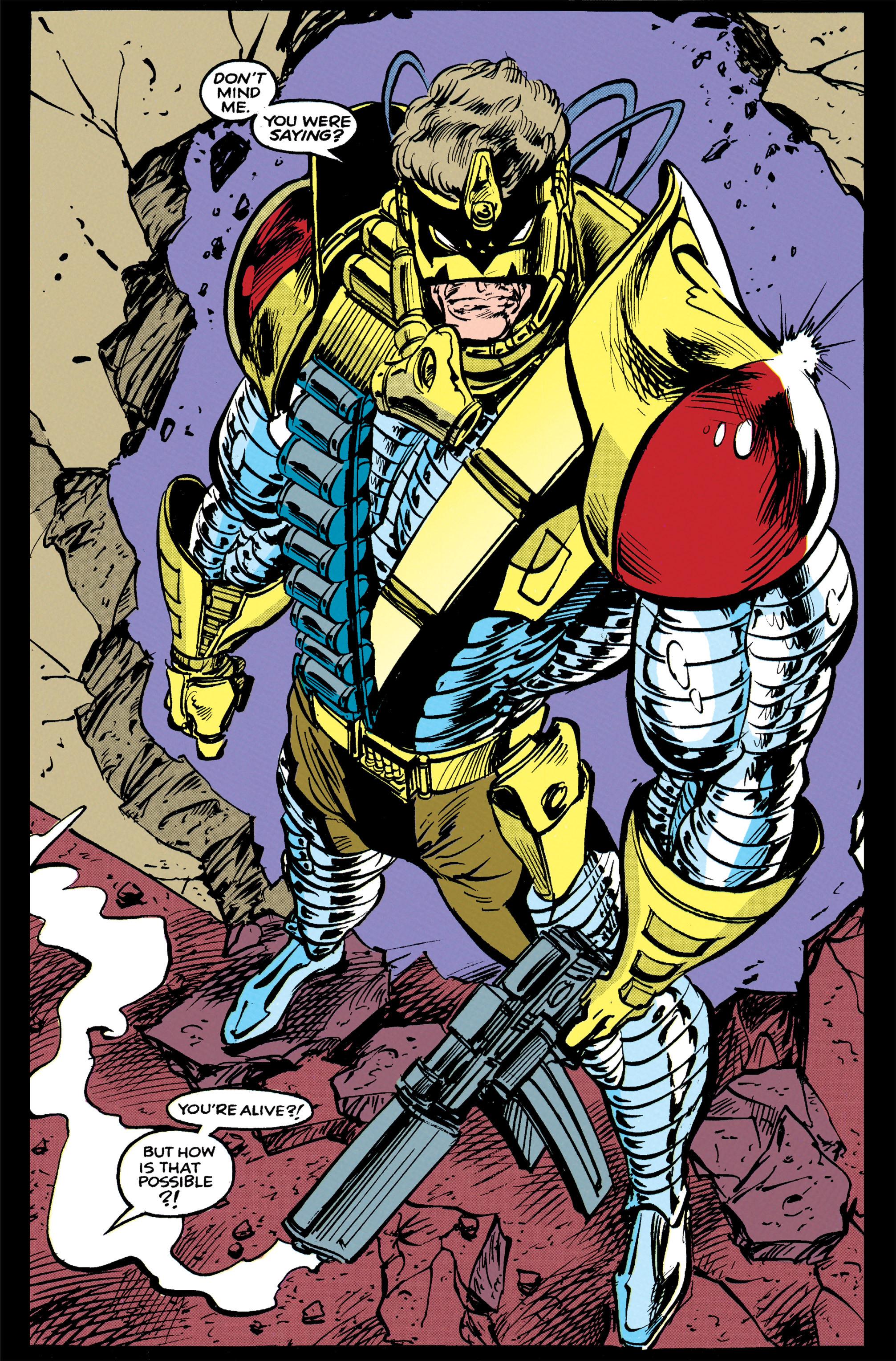 X-Men (1991) 10 Page 20