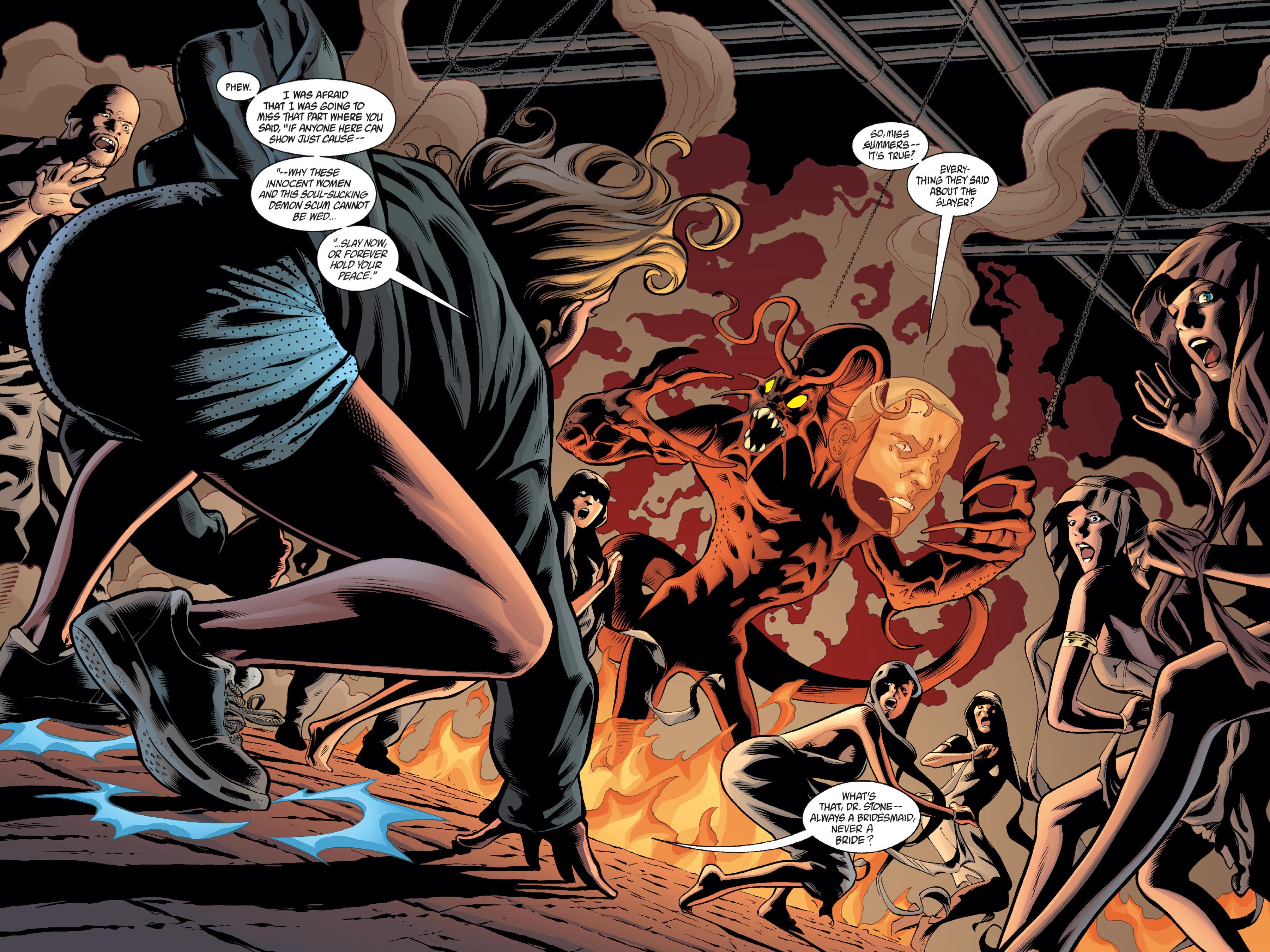 Read online Buffy the Vampire Slayer: Omnibus comic -  Issue # TPB 1 - 281