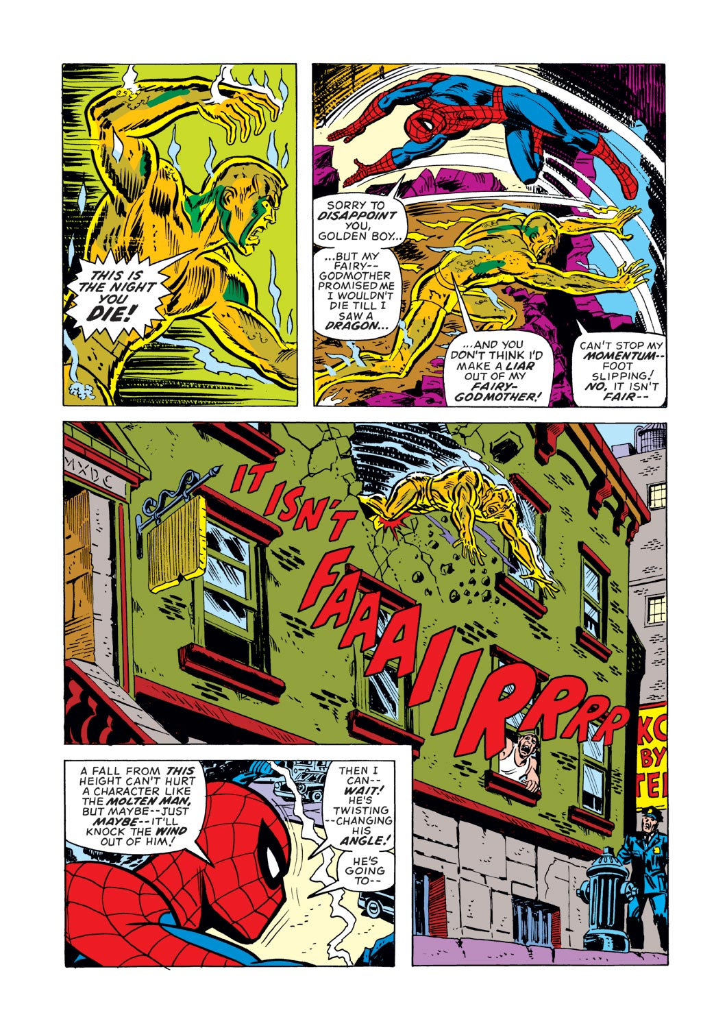 The Amazing Spider-Man (1963) 132 Page 16
