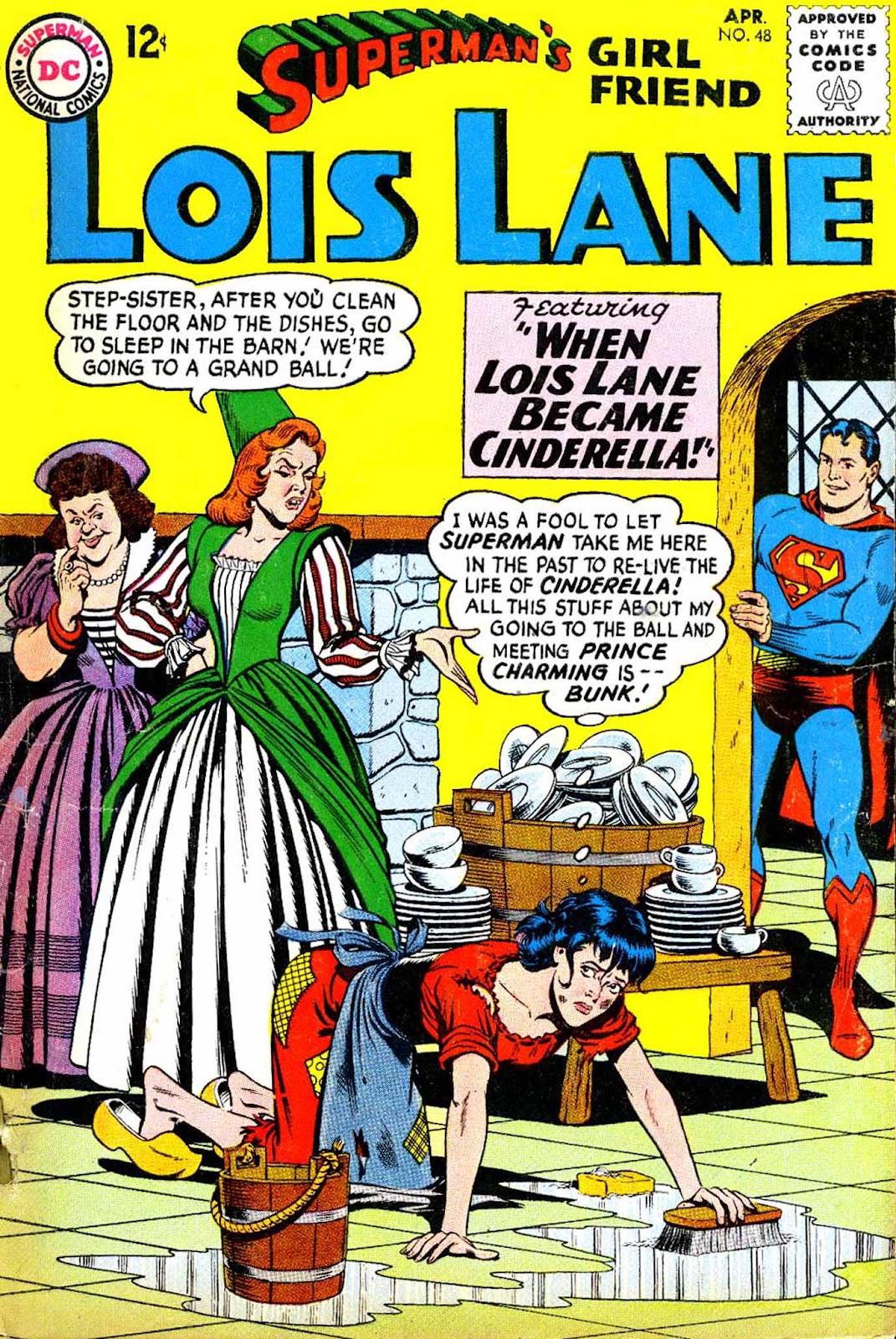 Supermans Girl Friend, Lois Lane 48 Page 1