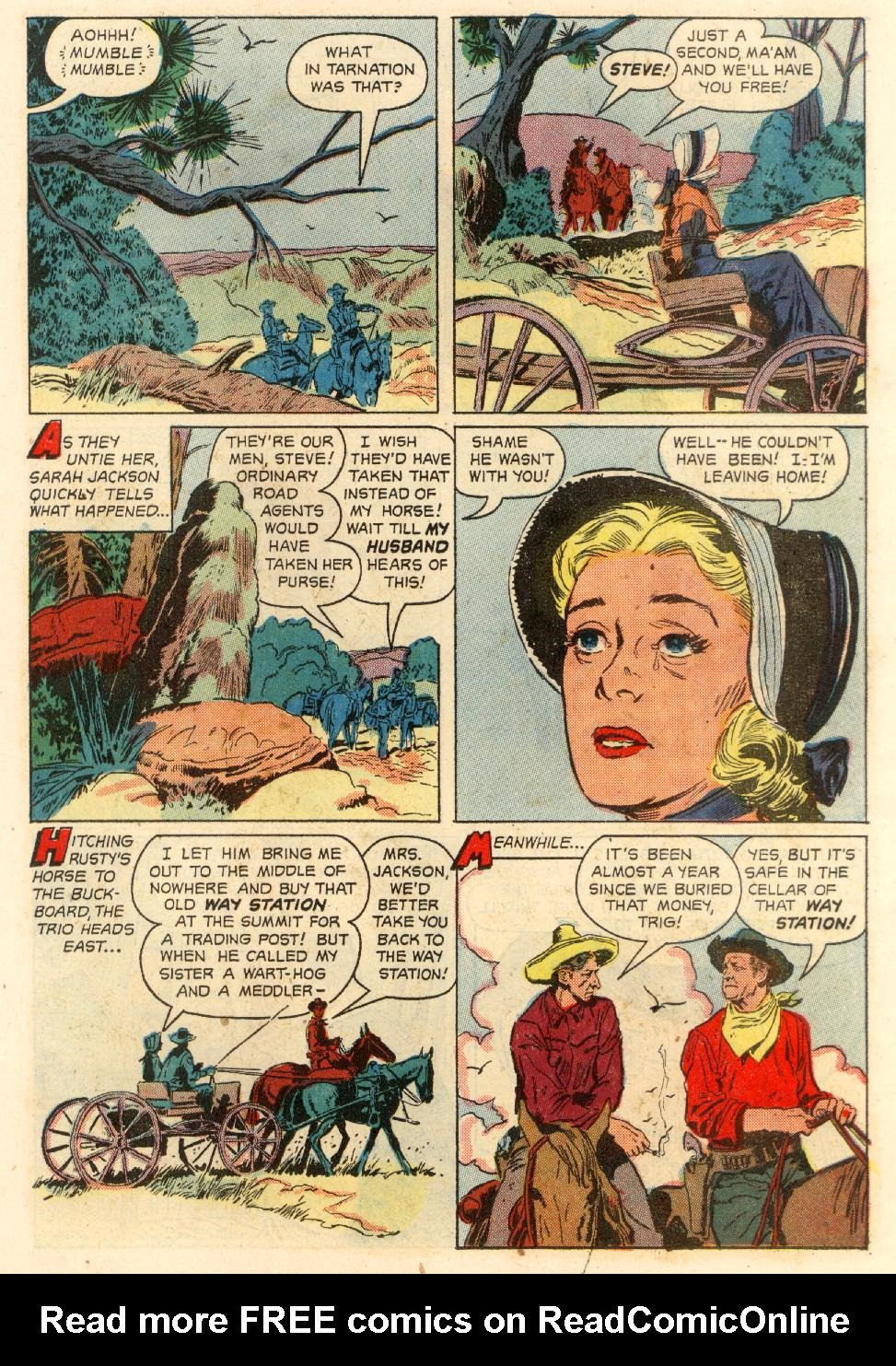 Four Color Comics issue 768 - Page 23
