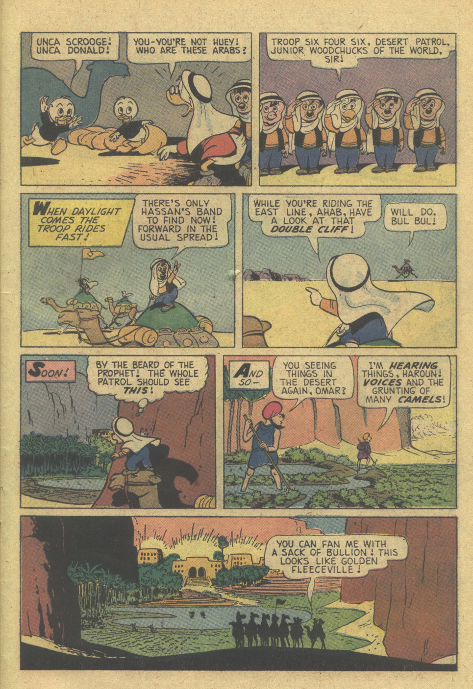 Read online Uncle Scrooge (1953) comic -  Issue #121 - 27