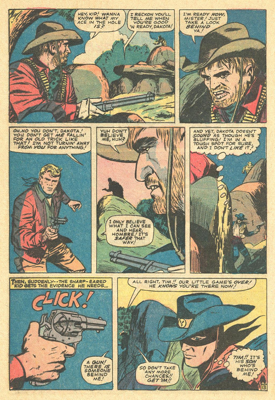 Read online Two-Gun Kid comic -  Issue #107 - 19