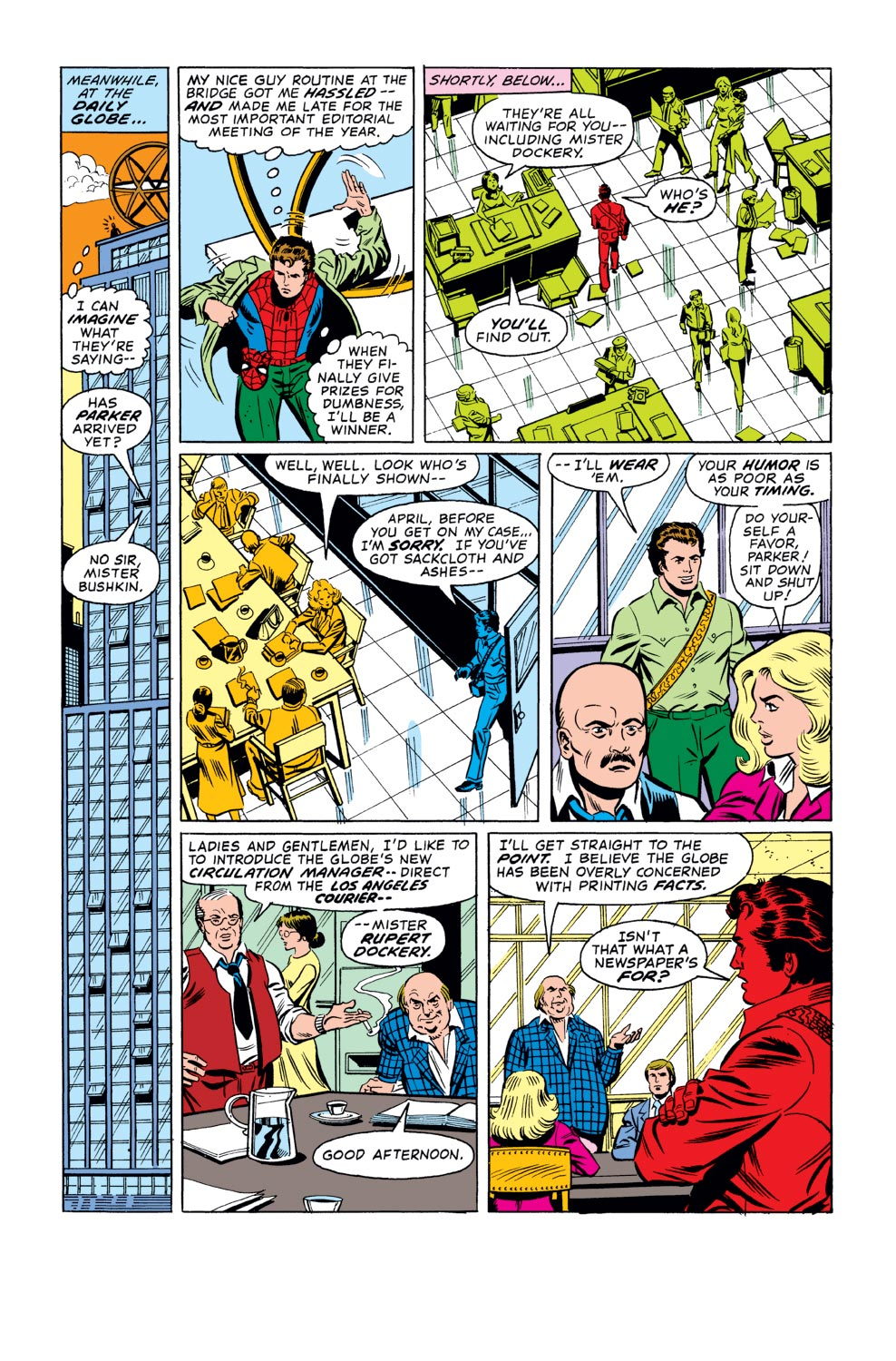 The Amazing Spider-Man (1963) 208 Page 5