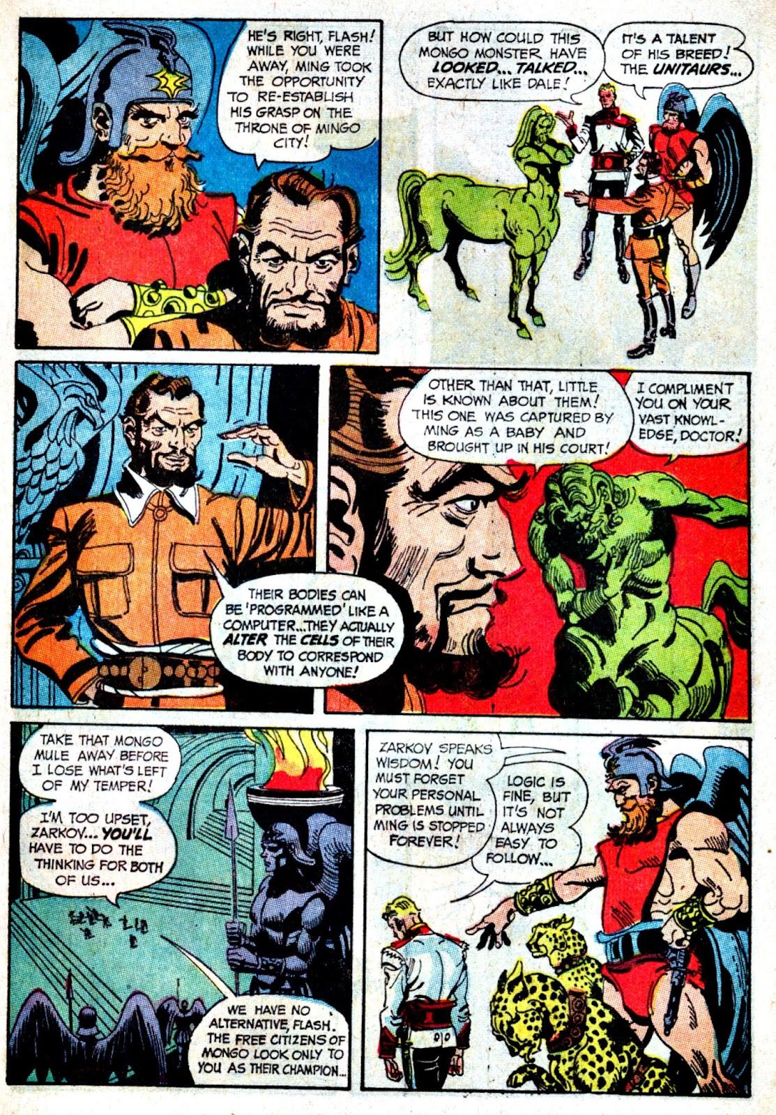 Flash Gordon (1966) issue 3 - Page 22