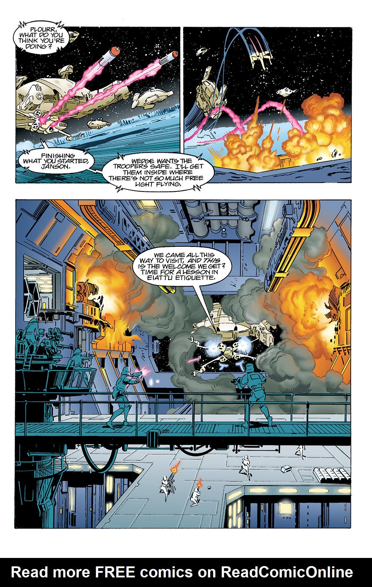 Read online Star Wars Omnibus comic -  Issue # Vol. 3 - 22