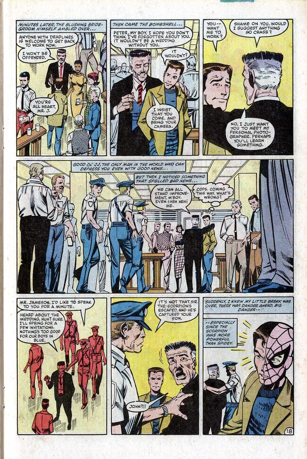 The Amazing Spider-Man (1963) _Annual_18 Page 22