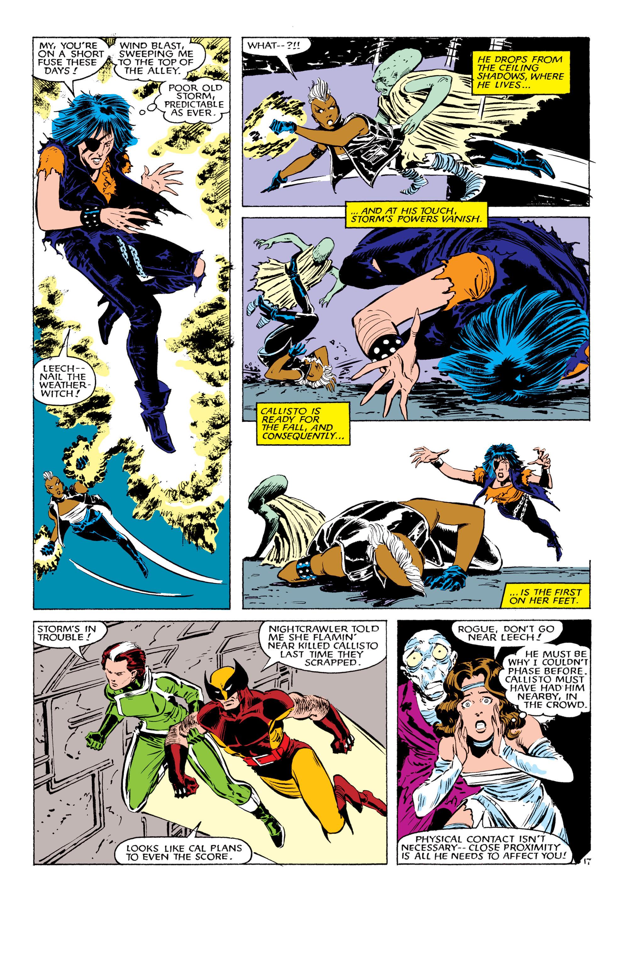 Read online Uncanny X-Men (1963) comic -  Issue #179 - 18