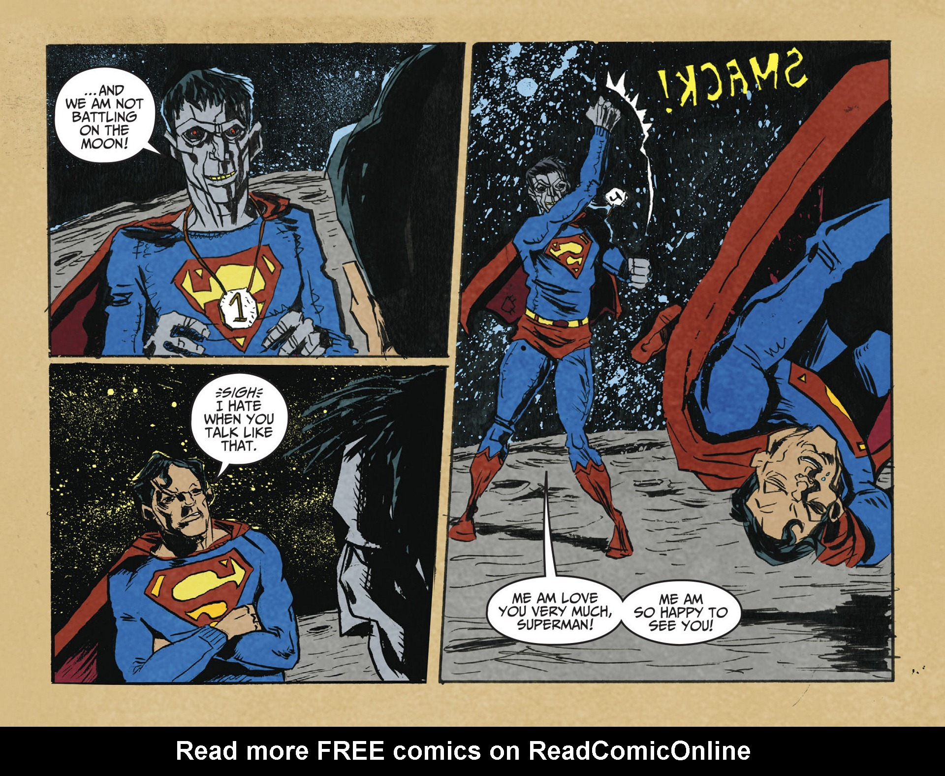 Read online Adventures of Superman [I] comic -  Issue #2 - 10