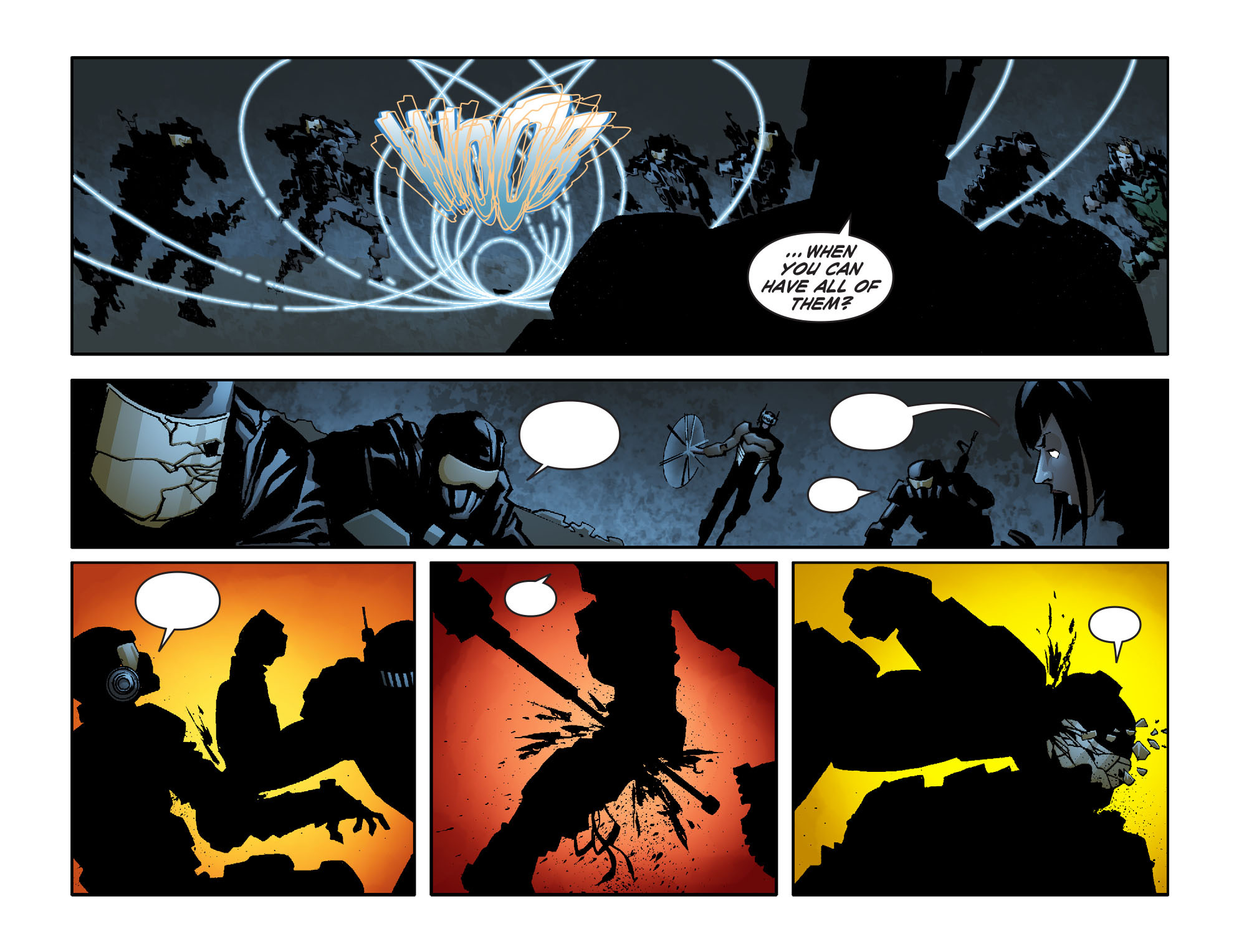 Read online Smallville: Lantern [I] comic -  Issue #6 - 16