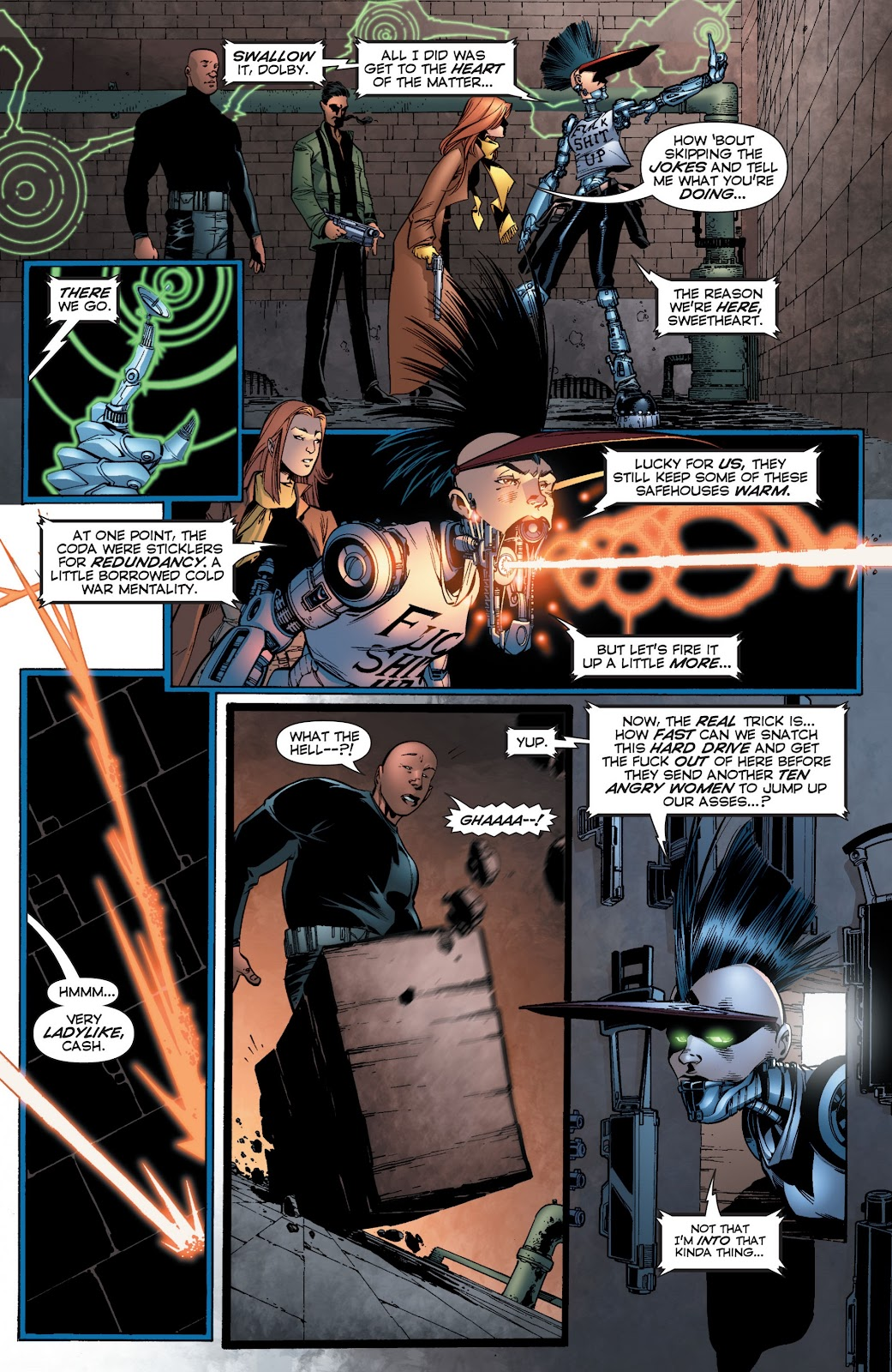 Wildcats Version 3.0 Issue #22 #22 - English 6