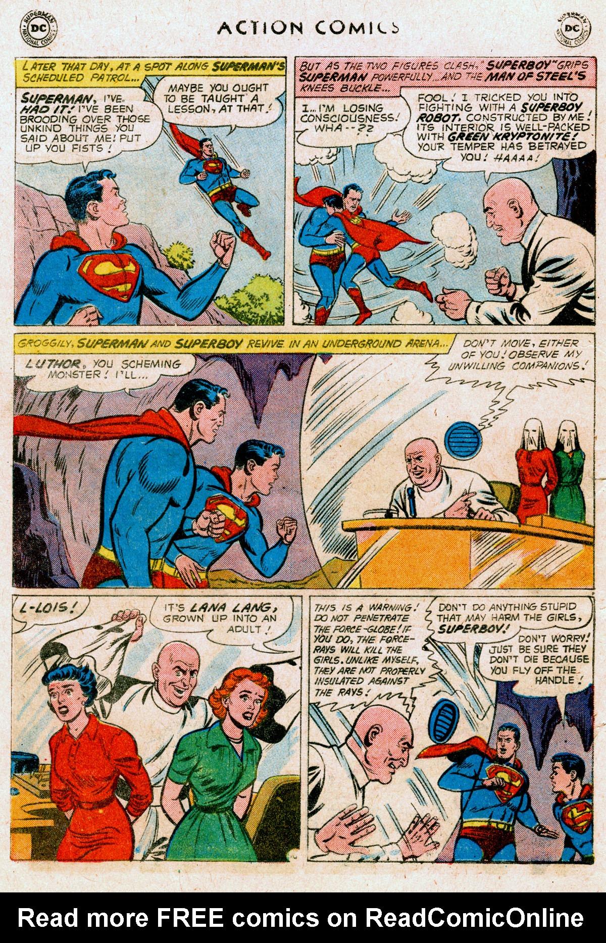 Action Comics (1938) 259 Page 11
