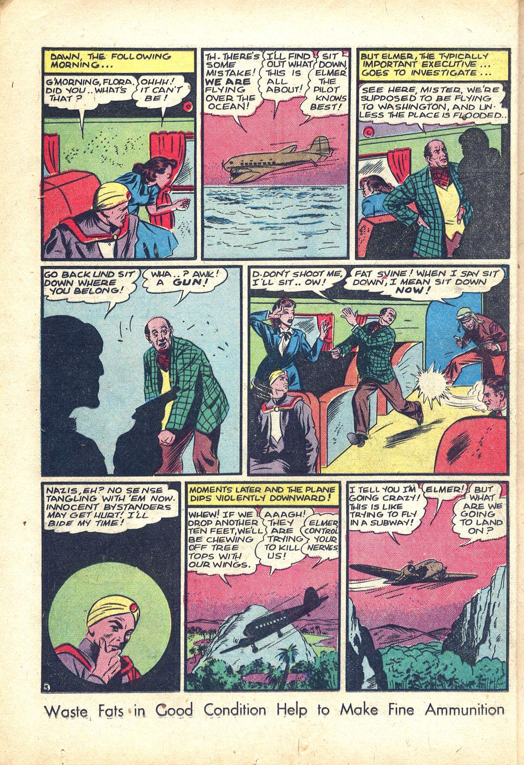 Read online Sensation (Mystery) Comics comic -  Issue #34 - 18
