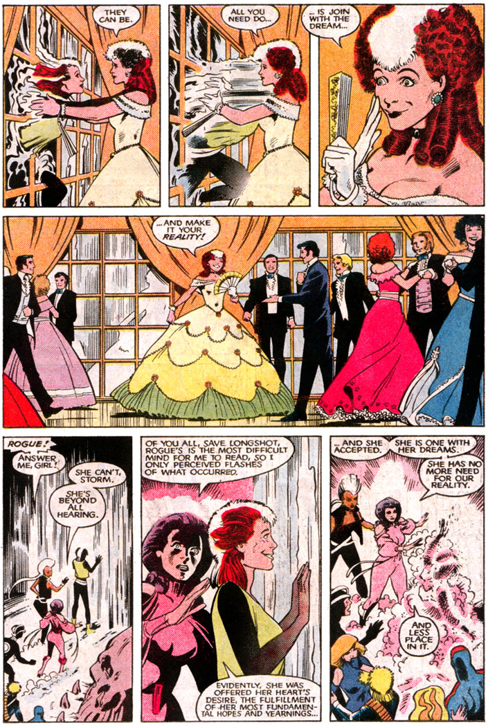 Uncanny X-Men (1963) issue _Annual_11 - Page 19