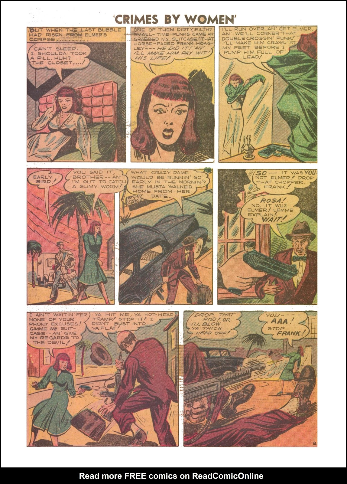 Crimes By Women issue 3 - Page 30