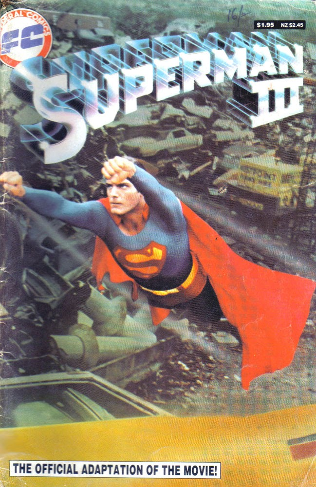 Read online Superman III comic -  Issue # Full - 1