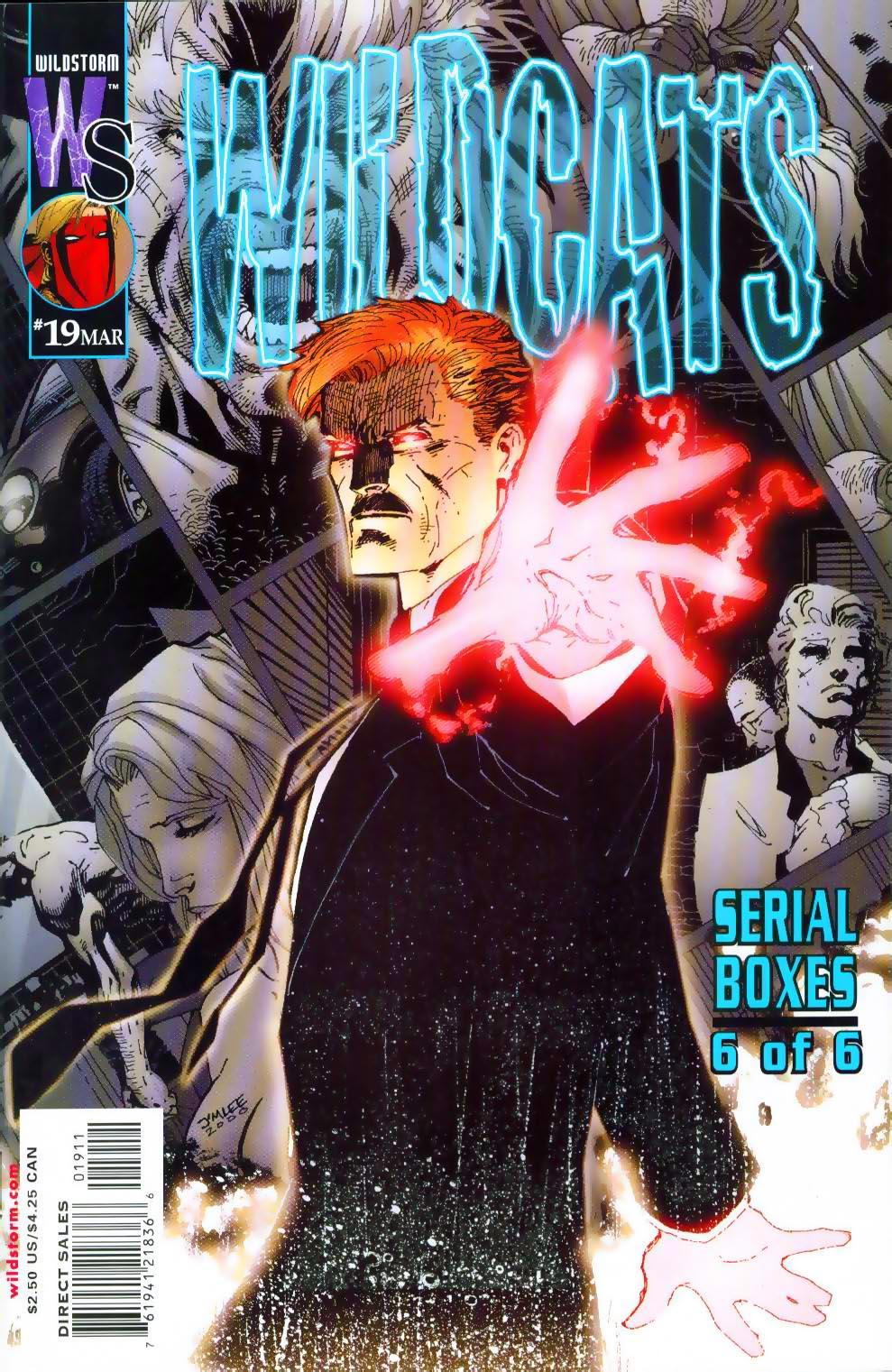 Wildcats (1999) Issue #19 #20 - English 1