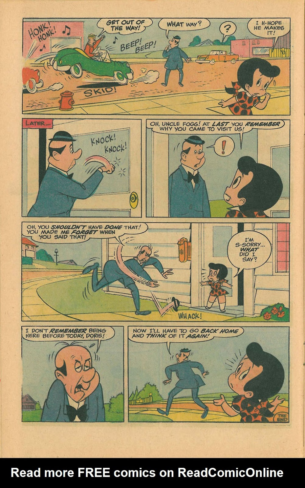 Little Dot (1953) issue 115 - Page 16