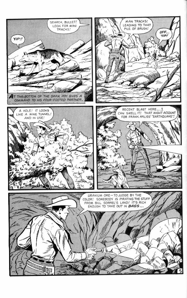 Read online Roy Rogers comic -  Issue #5 - 10