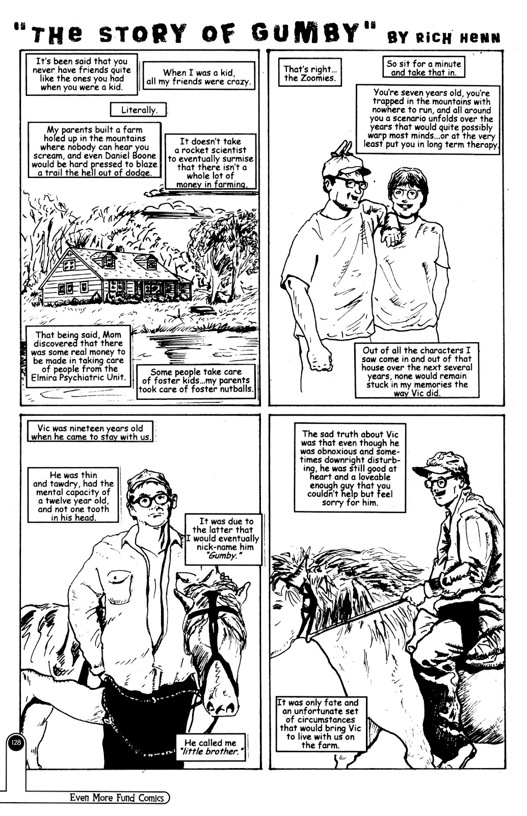 Read online Even More Fund Comics comic -  Issue # TPB (Part 2) - 31
