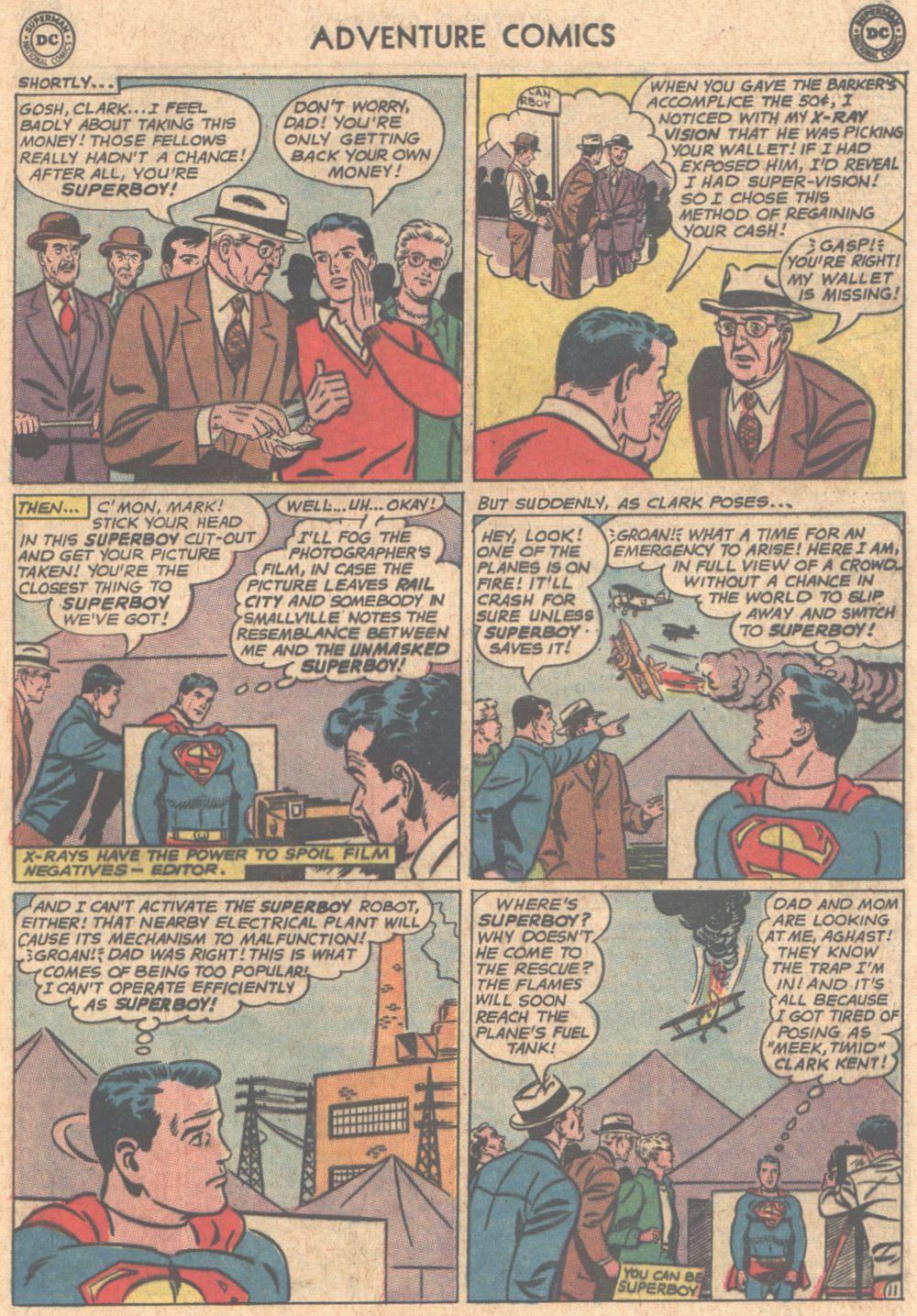 Read online Adventure Comics (1938) comic -  Issue #305 - 12