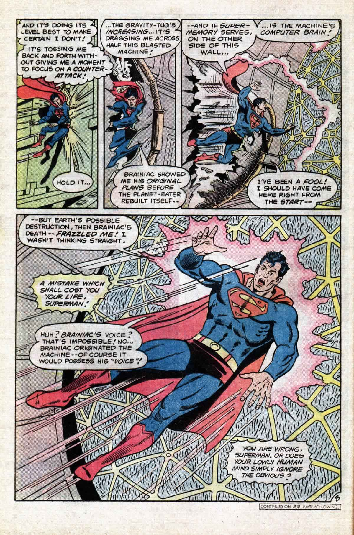Read online Action Comics (1938) comic -  Issue #530 - 9
