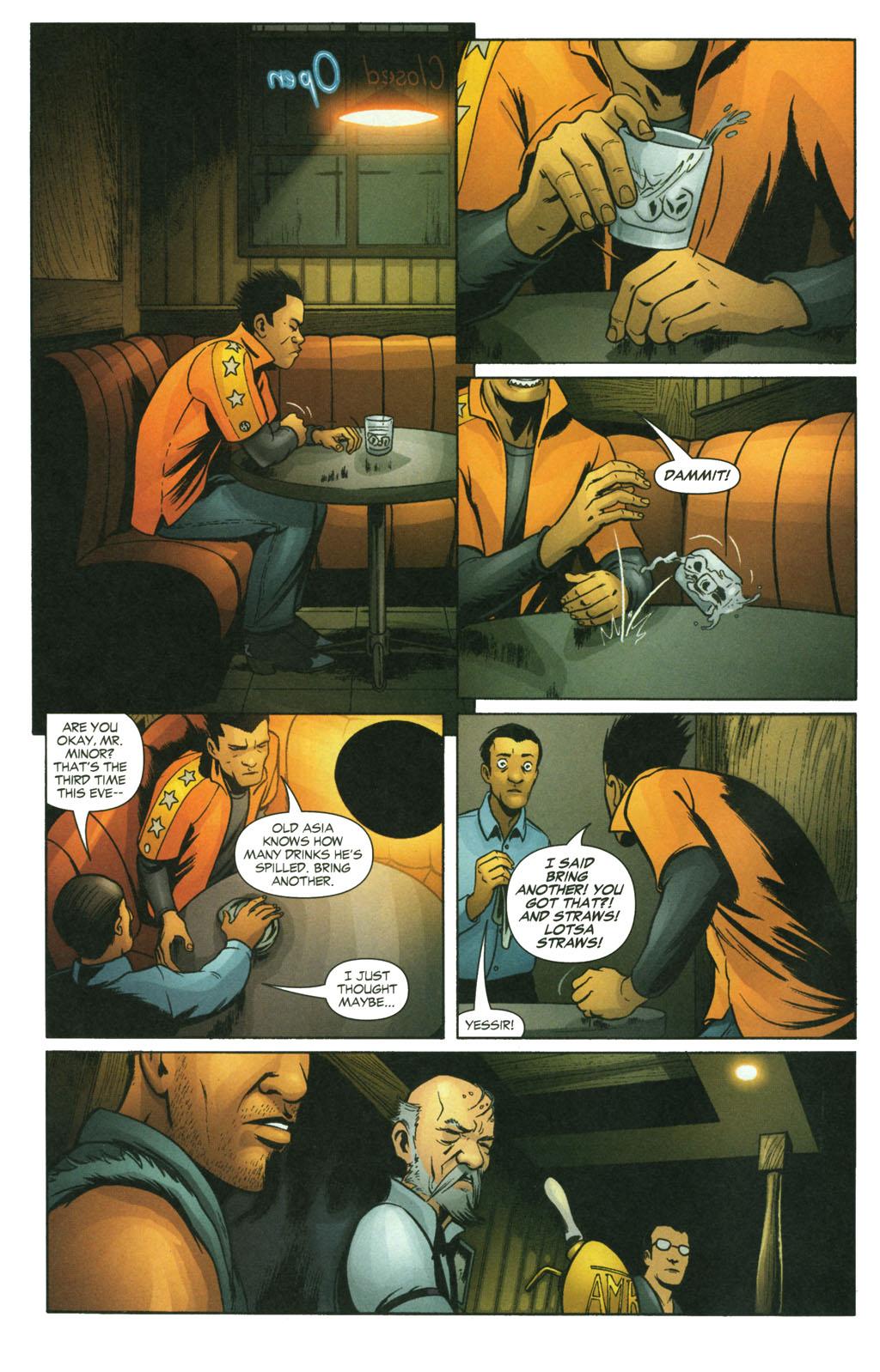 Read online Fallen Angel (2003) comic -  Issue #14 - 7