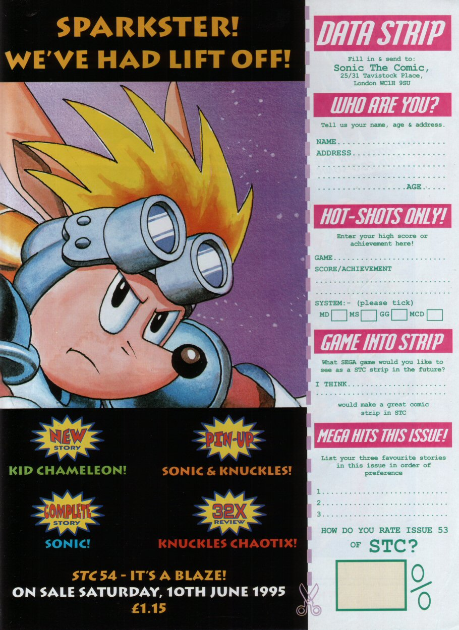 Read online Sonic the Comic comic -  Issue #53 - 31