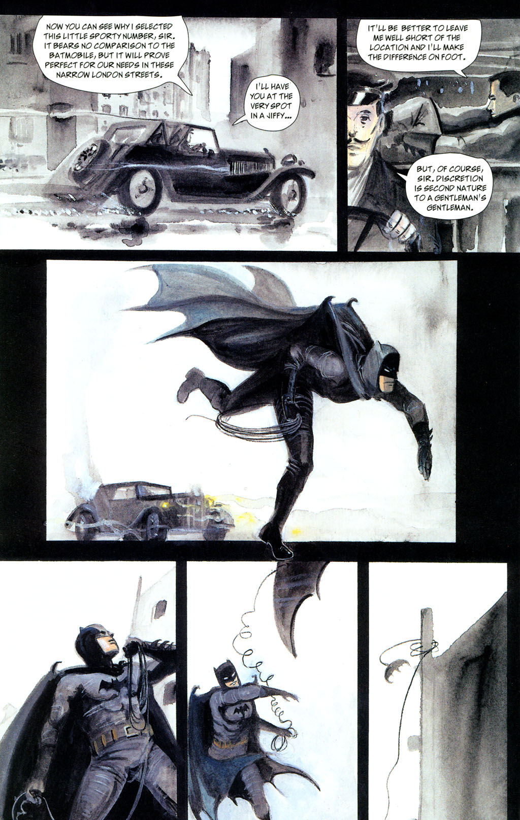Read online Batman: The Order of Beasts comic -  Issue # Full - 24