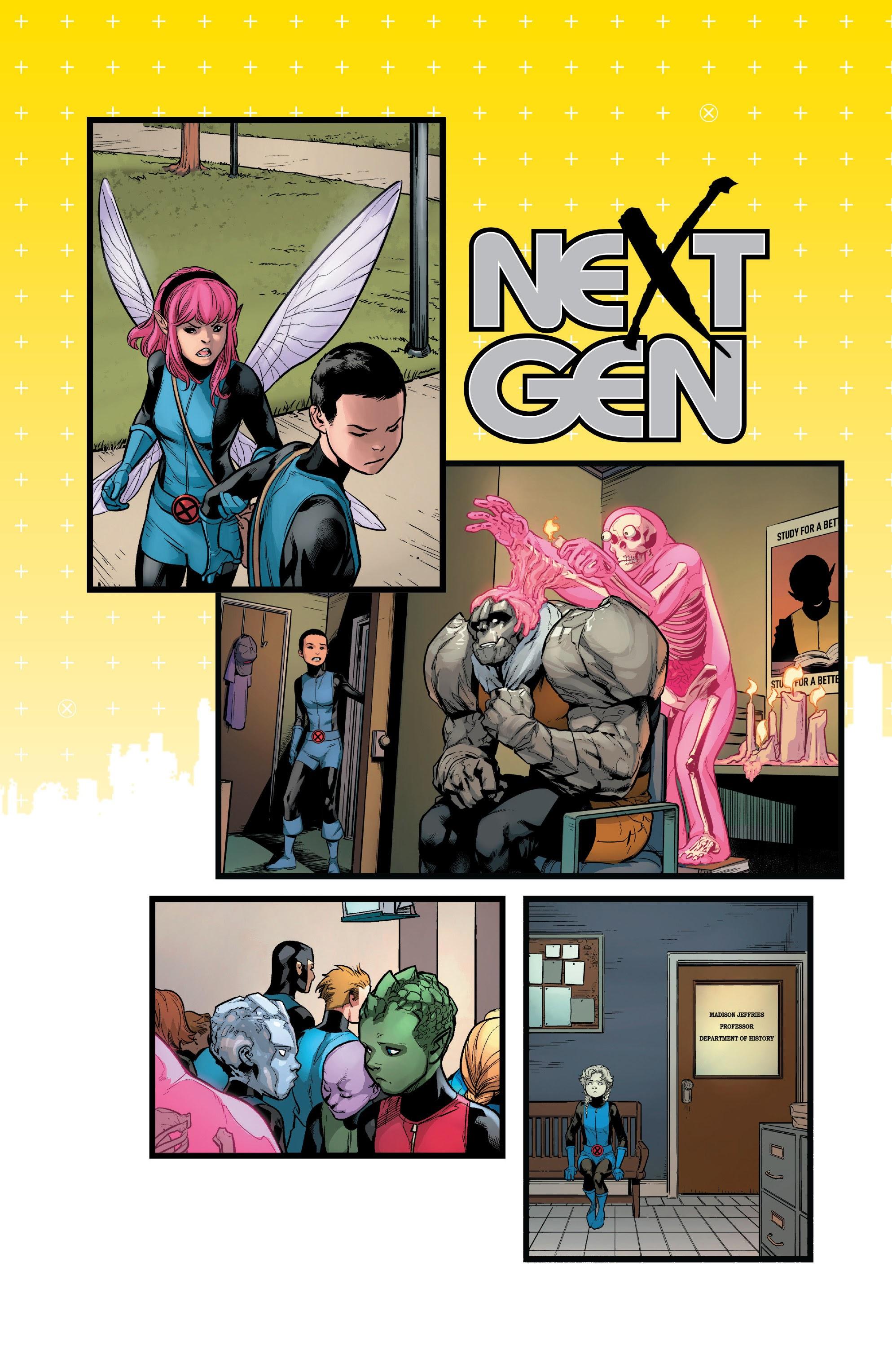 Age of X-Man: NextGen _TPB Page 2
