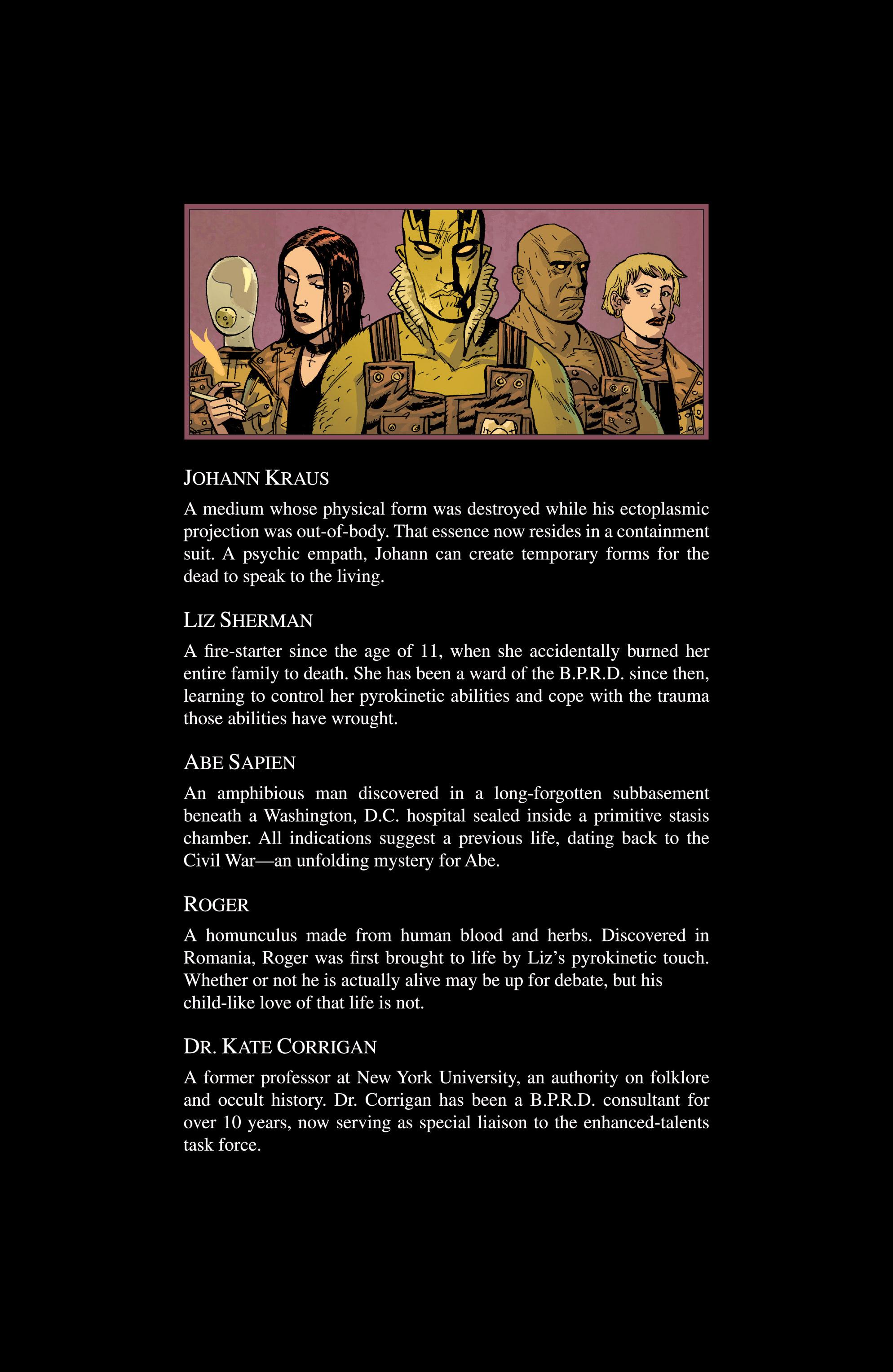 Read online B.P.R.D. (2003) comic -  Issue # TPB 2 - 3