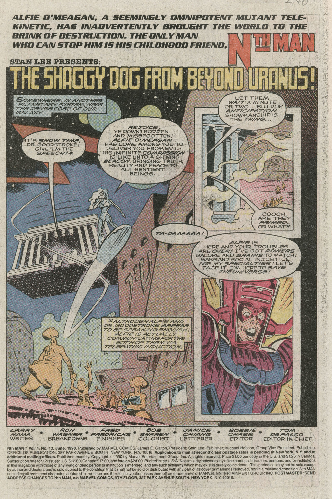 Read online Nth Man the Ultimate Ninja comic -  Issue #13 - 3