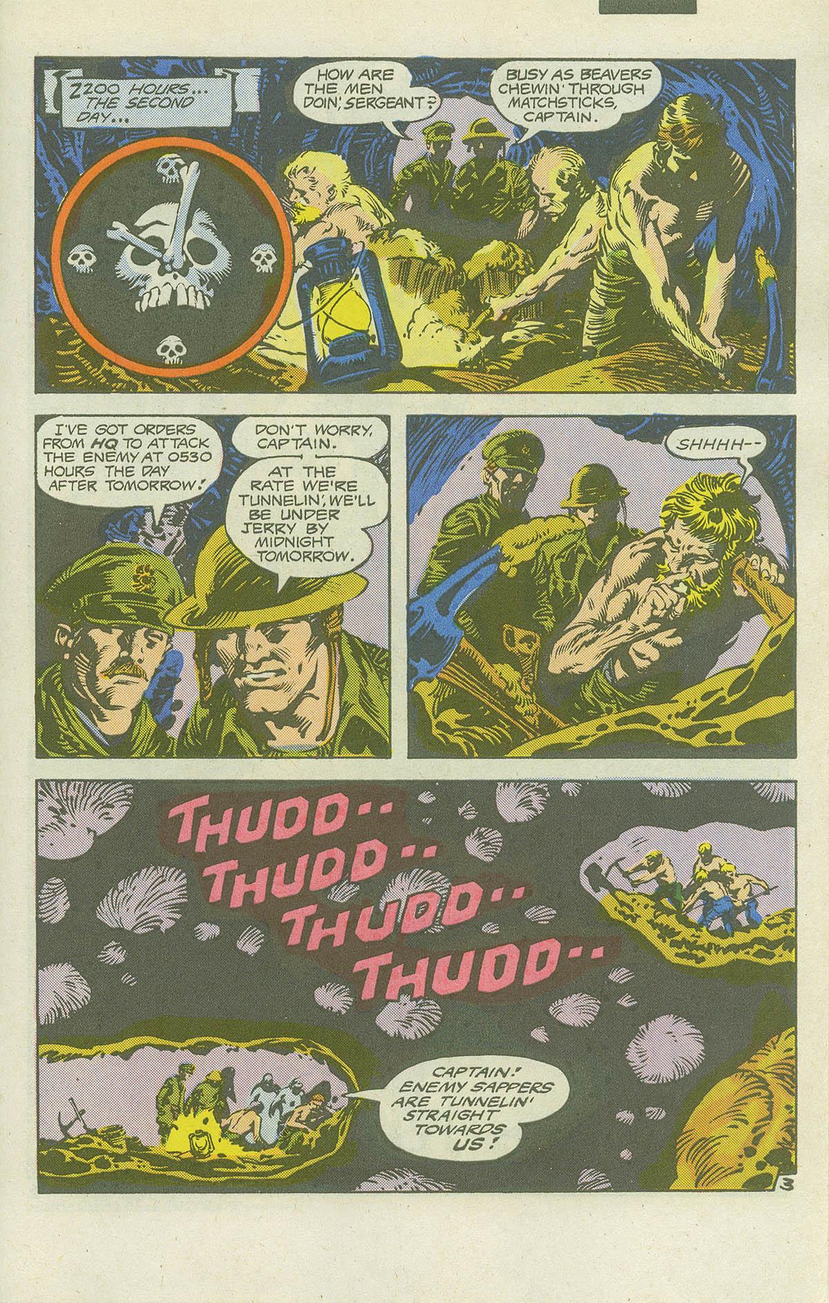 Read online Sgt. Rock comic -  Issue #415 - 26