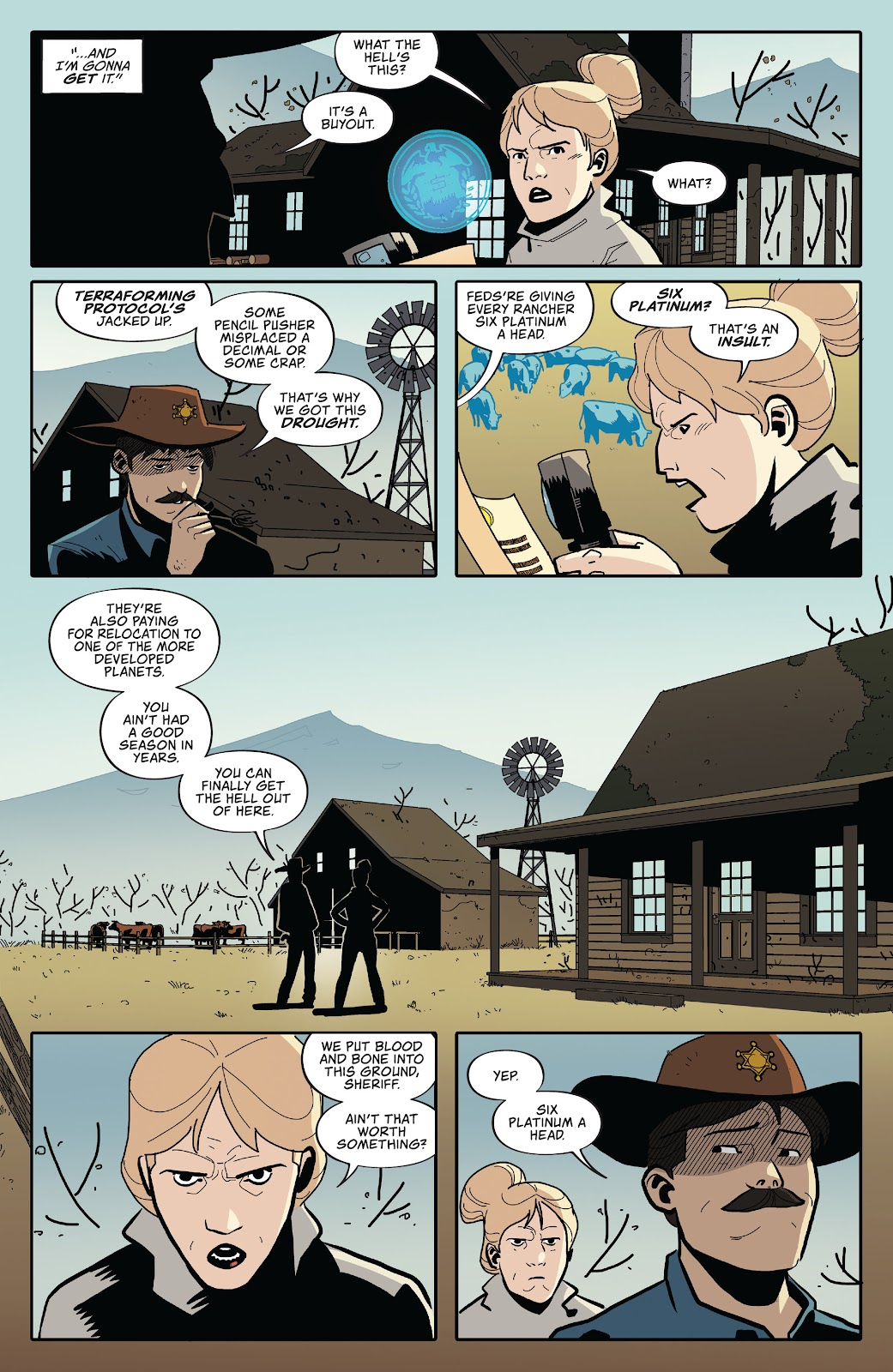 Read online Firefly: The Outlaw Ma Reynolds comic -  Issue # Full - 24