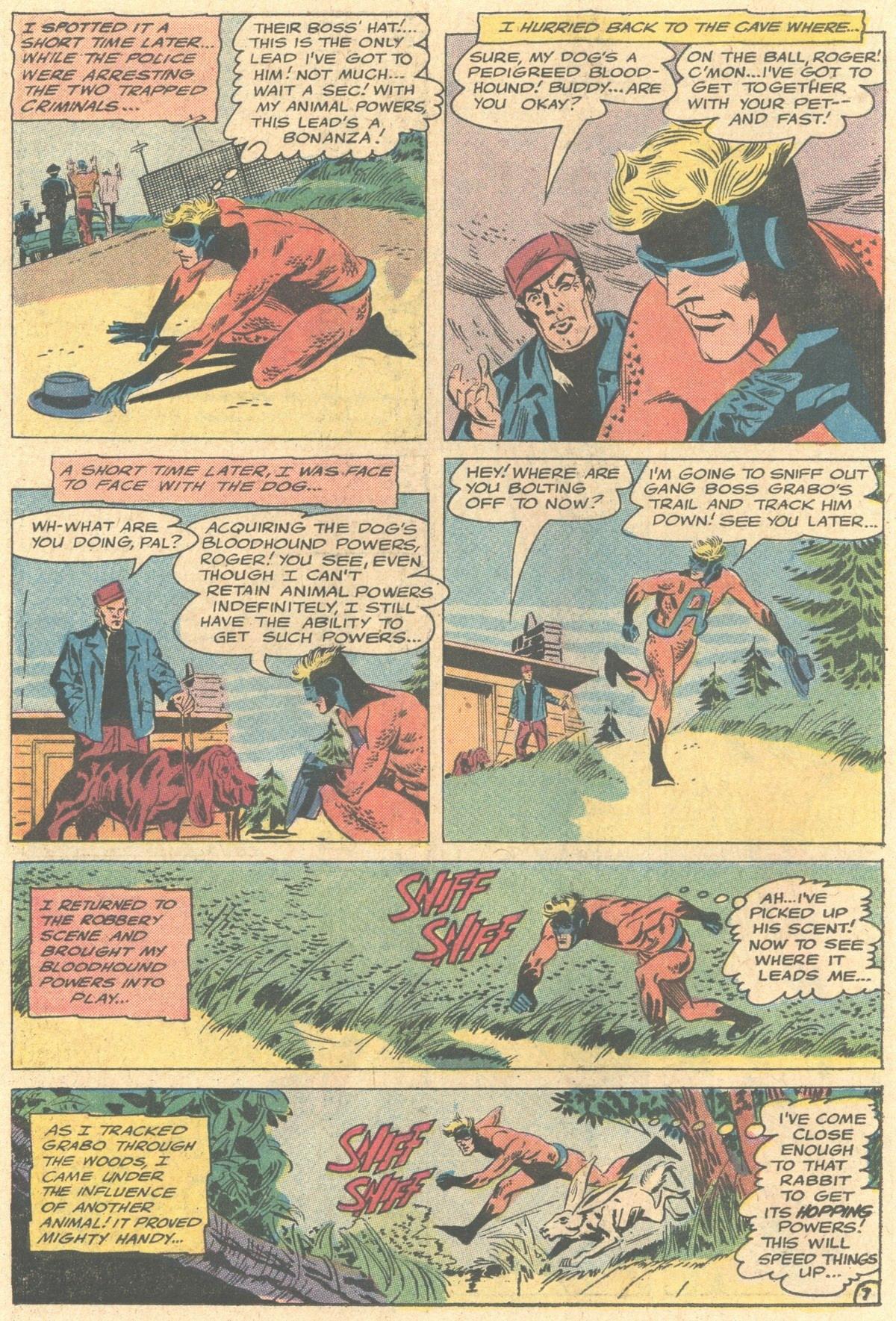 Read online Adventure Comics (1938) comic -  Issue #415 - 24