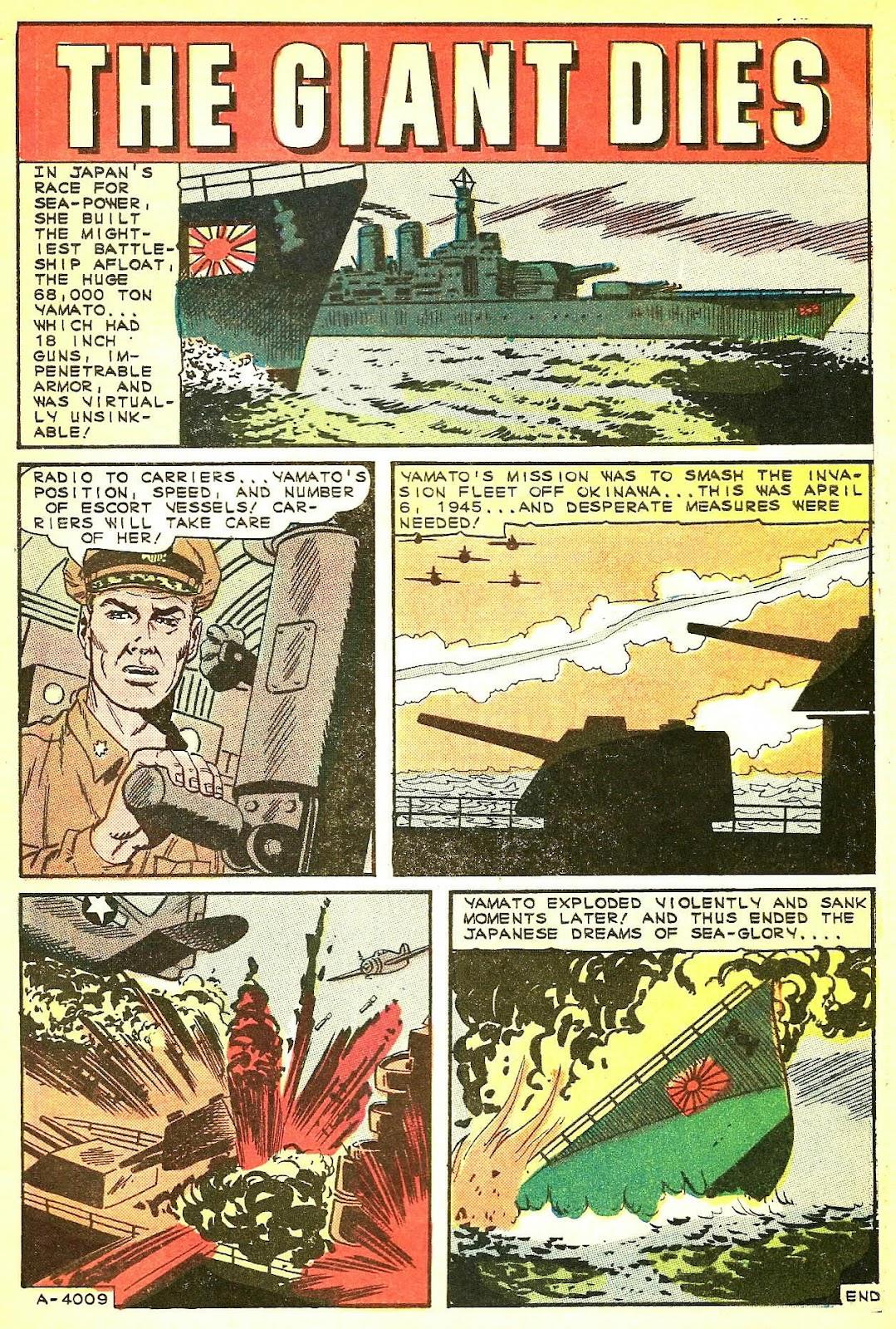 Read online Fightin' Navy comic -  Issue #124 - 33