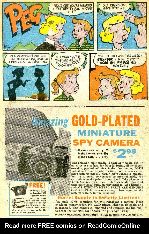 Read online Adventure Comics (1938) comic -  Issue #218 - 34