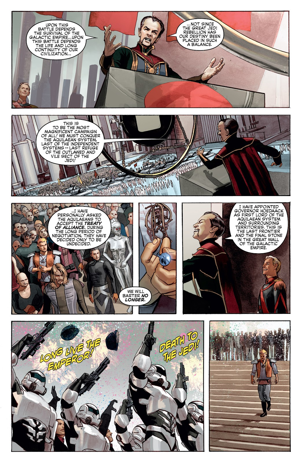 Read online Star Wars Legends: Infinities - Epic Collection comic -  Issue # TPB (Part 4) - 3