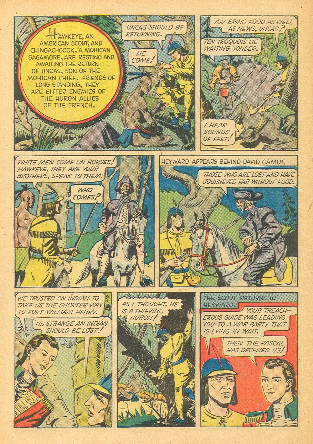 Classics Illustrated issue 4 - Page 6