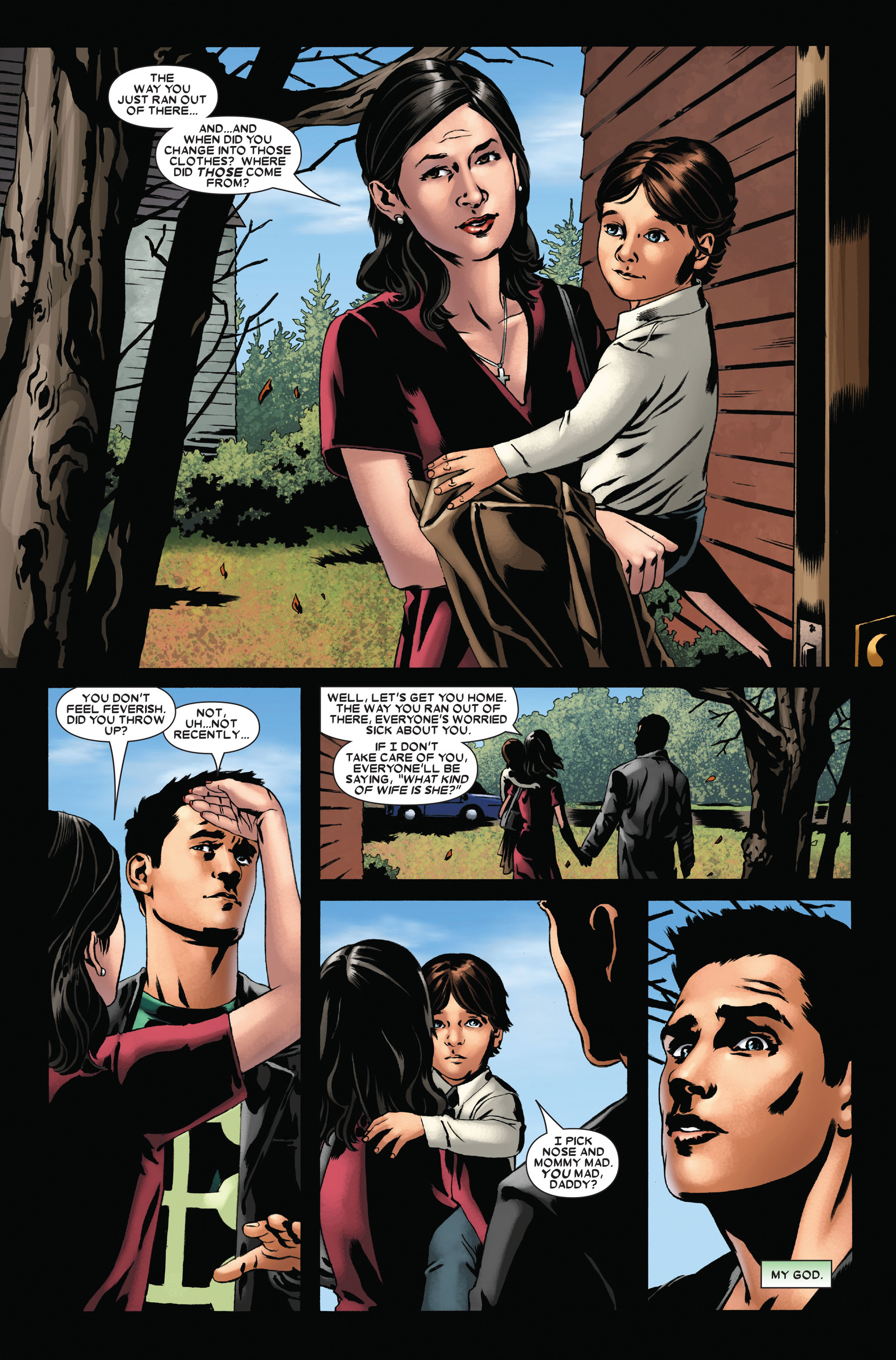 Read online X-Factor (2006) comic -  Issue #16 - 7