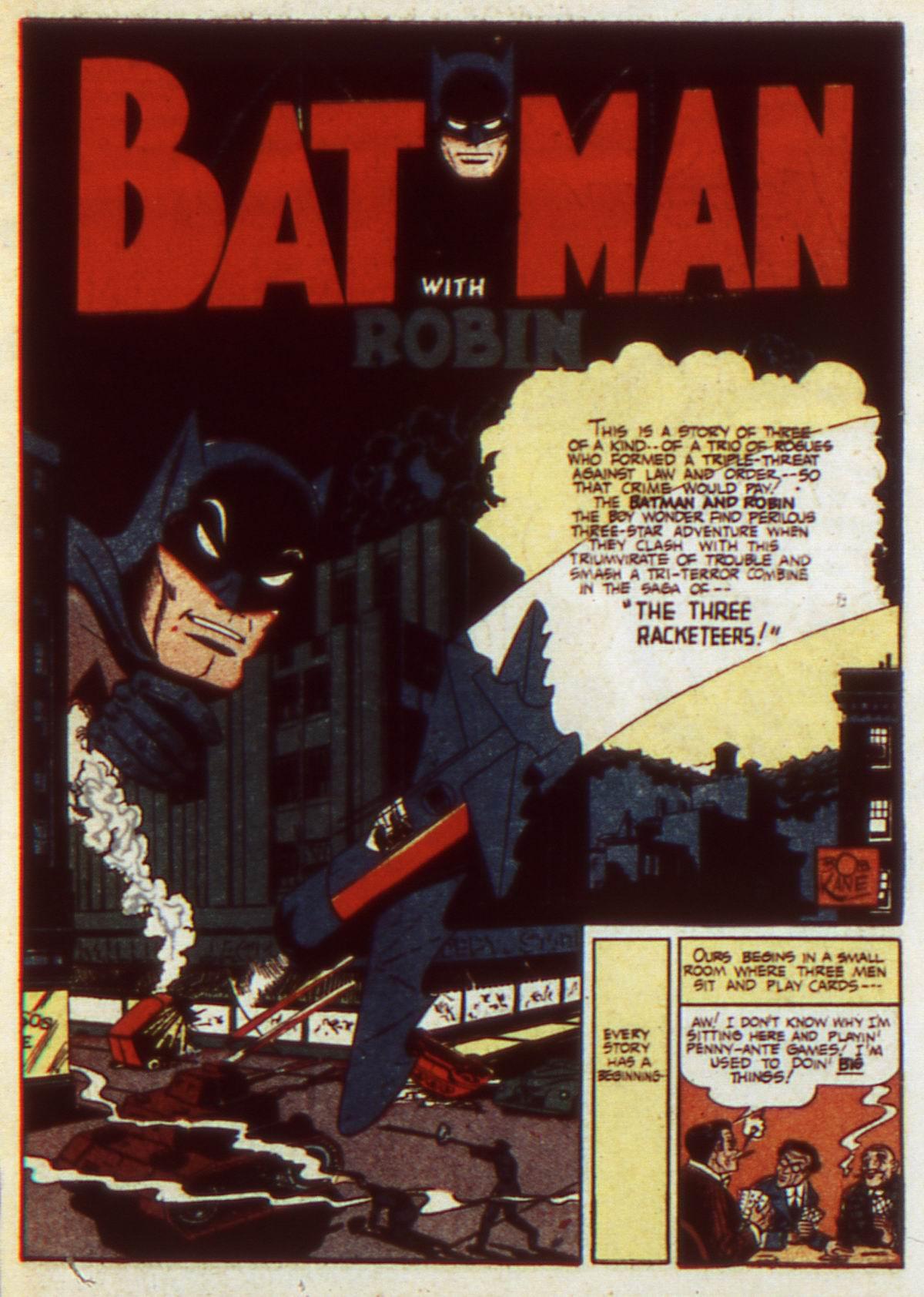 Detective Comics (1937) 61 Page 2