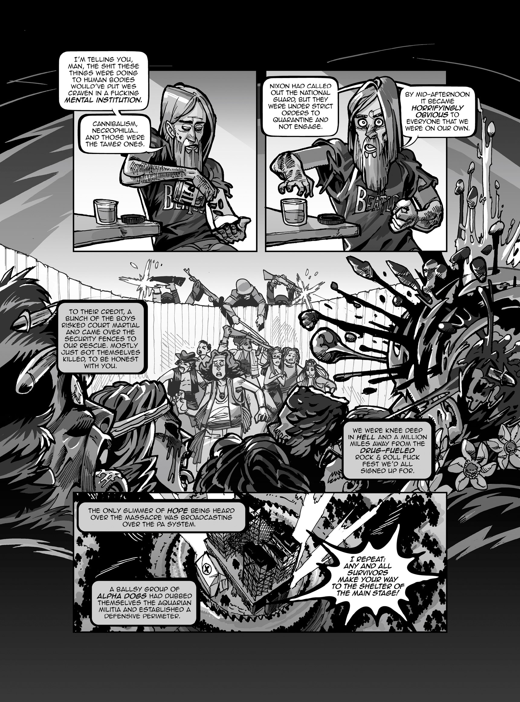 Read online FUBAR comic -  Issue #3 - 343
