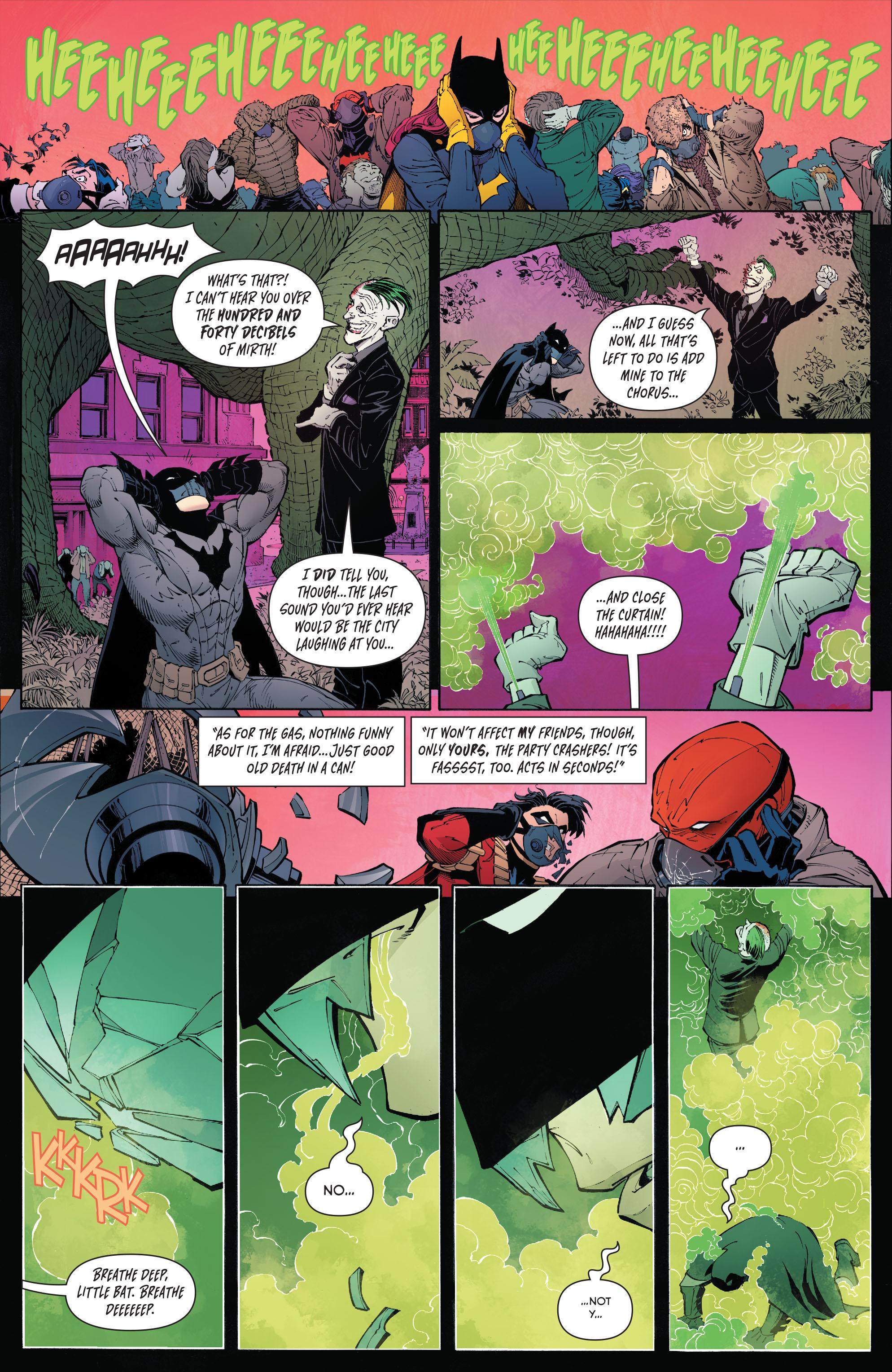 Read online Batman (2011) comic -  Issue # _TPB 7 - 129