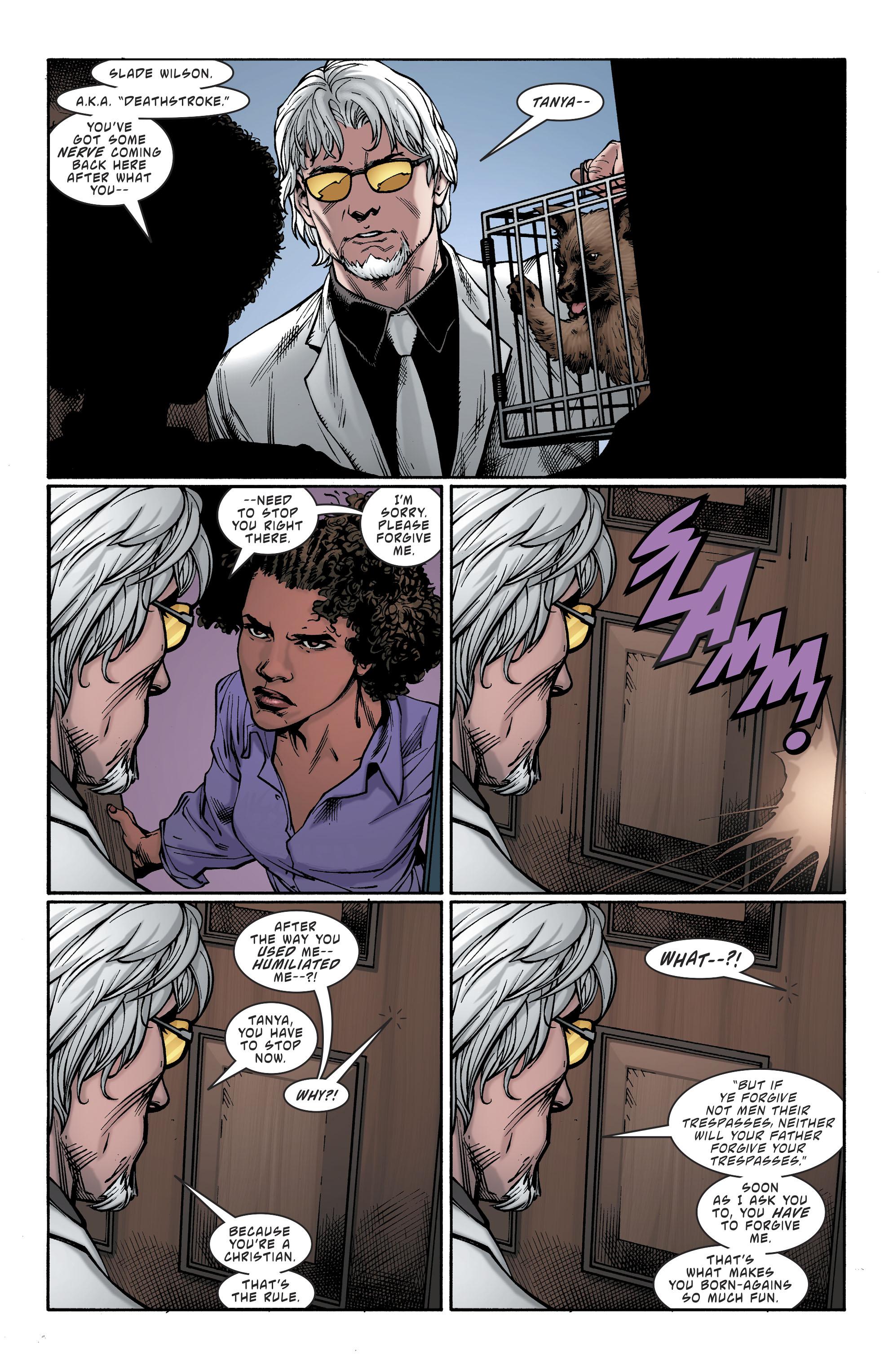 Read online Deathstroke (2016) comic -  Issue #20 - 11