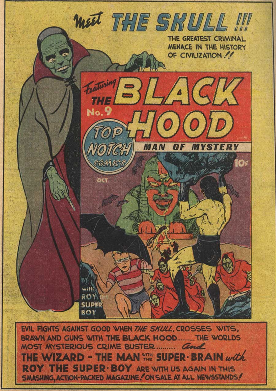 Blue Ribbon Comics (1939) issue 7 - Page 42