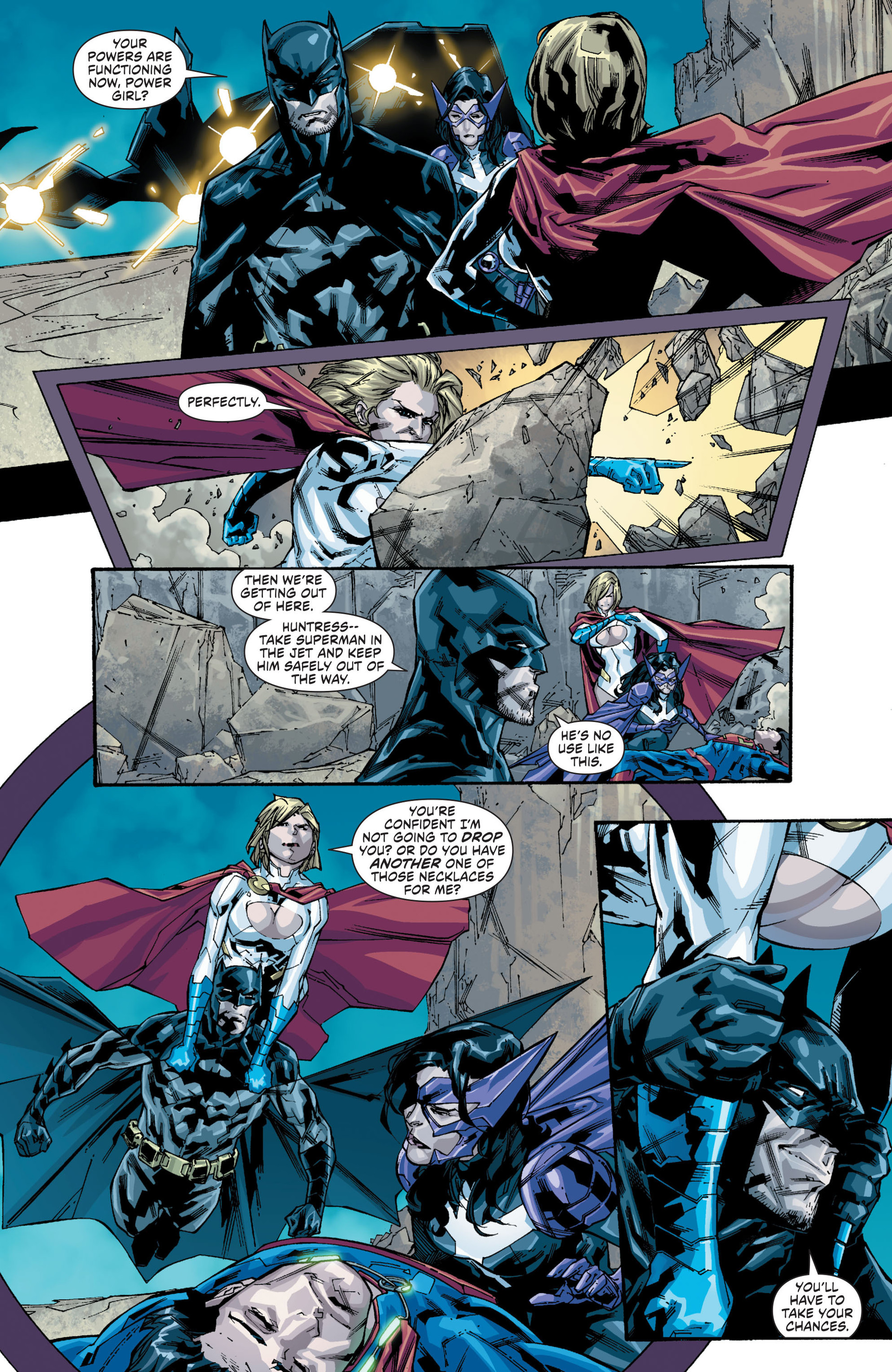 Read online Worlds' Finest comic -  Issue #20 - 7