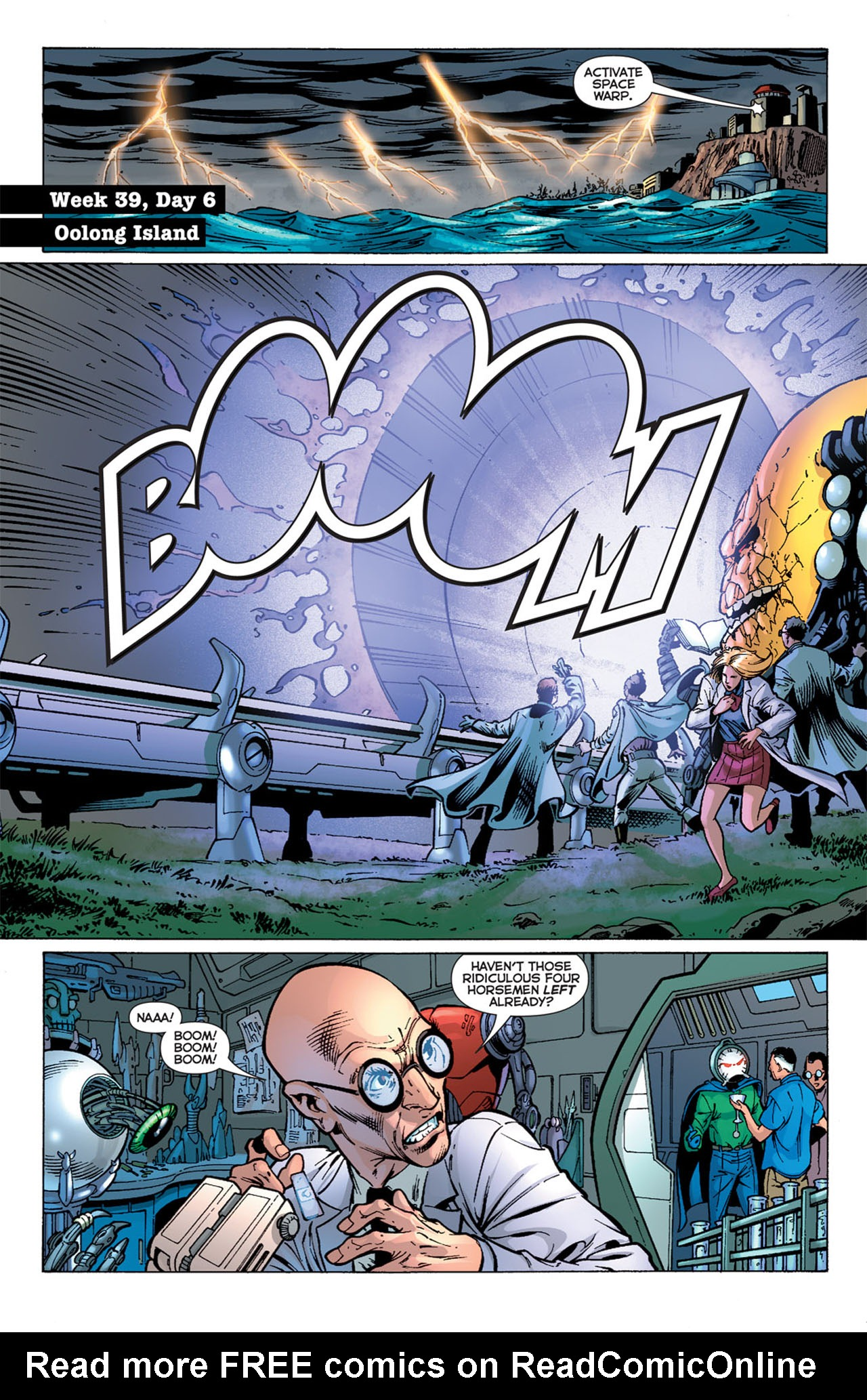 Read online 52 comic -  Issue #39 - 9