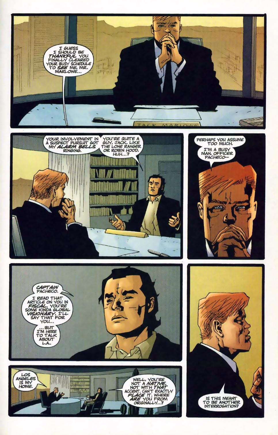 Wildcats (1999) Issue #17 #18 - English 2